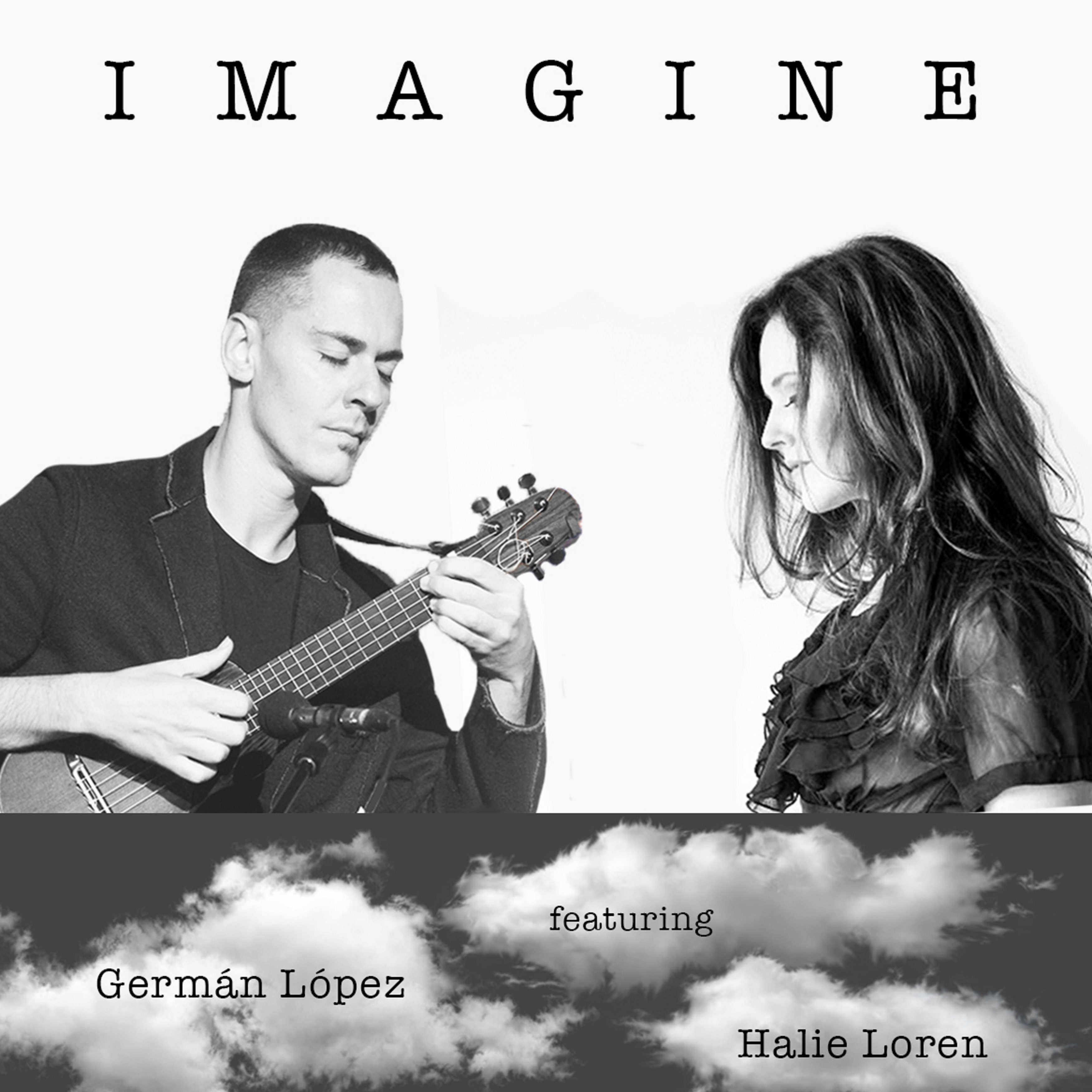 "GW Premiere: Germán López +Halie Loren cover ""Imagine"""