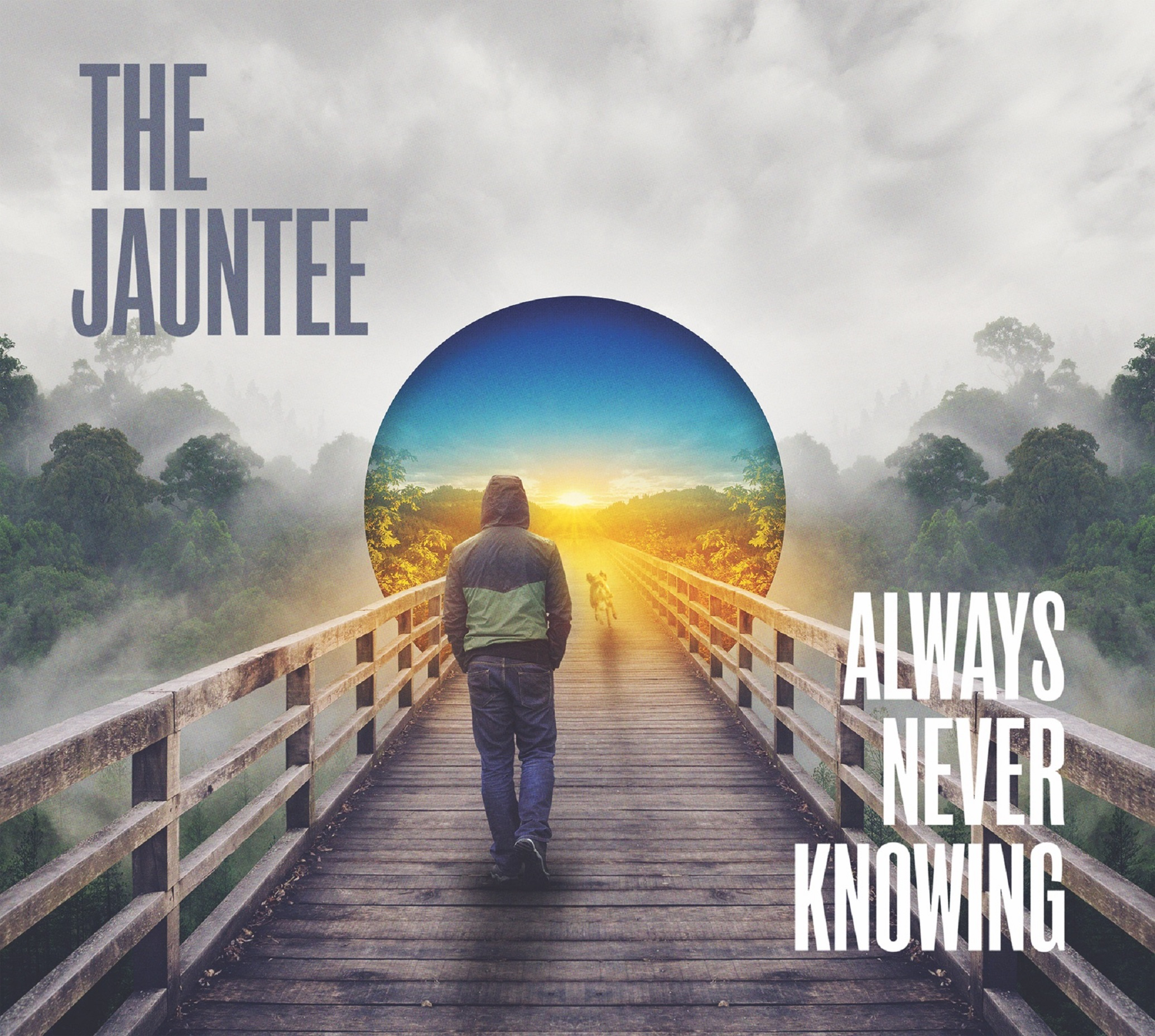 The Jauntee Announce New Album, Always Never Knowing