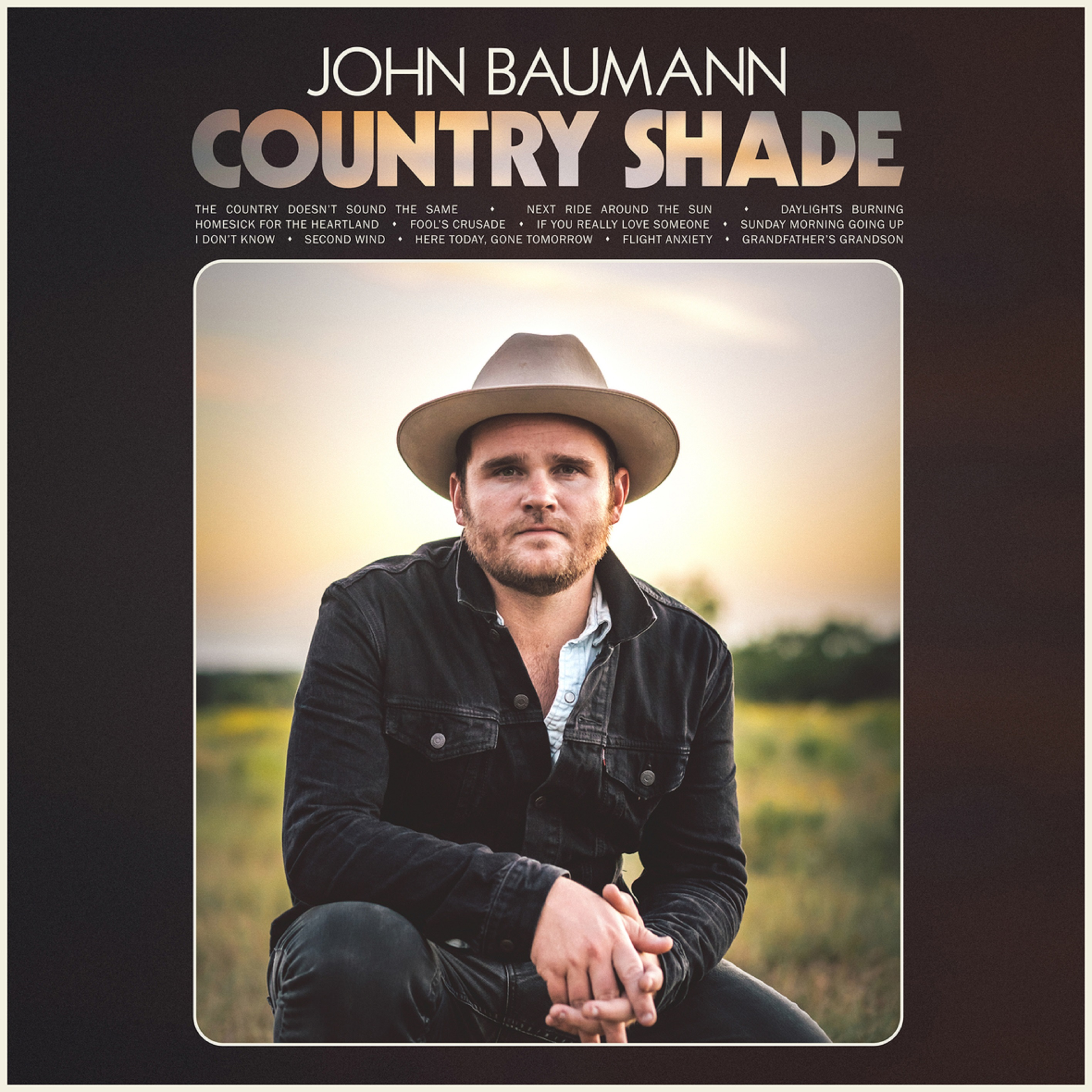 John Baumann to Release New Album, Country Shade