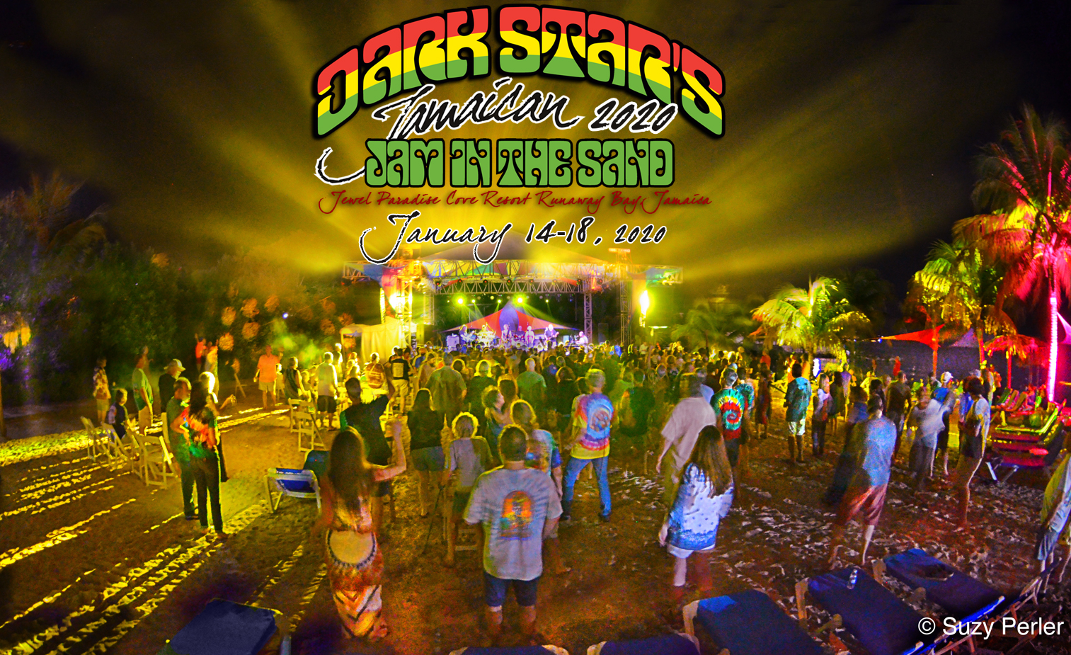 Dark Star Orchestra Announce 8th Annual Jamaican Jam in the Sand