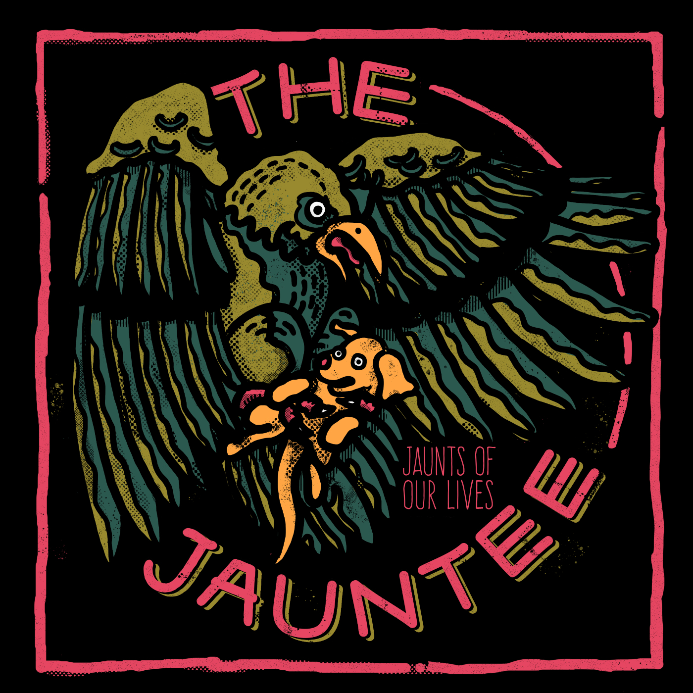 The Jauntee release 'Jaunts Of Our Lives