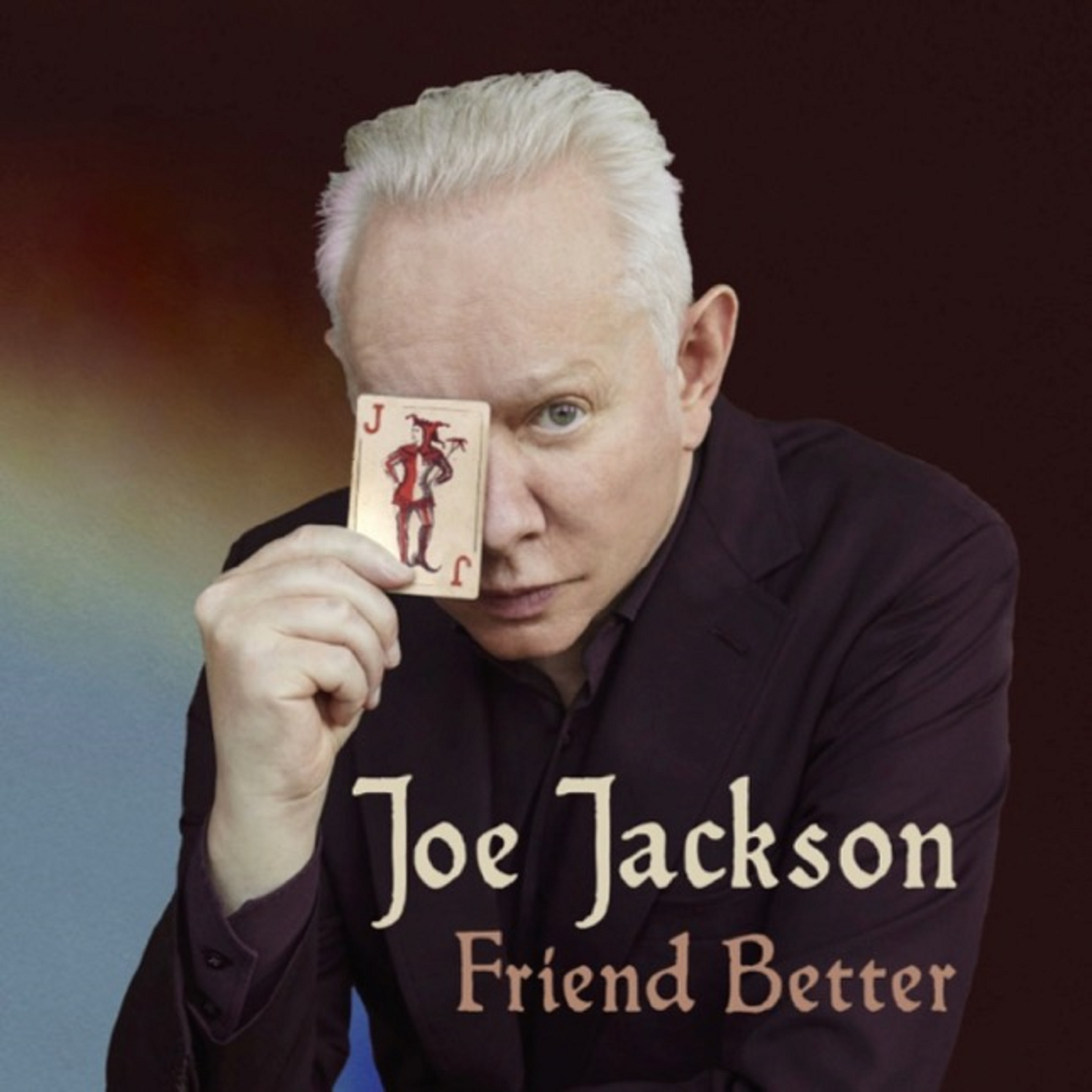 "Joe Jackson Premieres ""Friend Better"" from New Album ""Fool"""