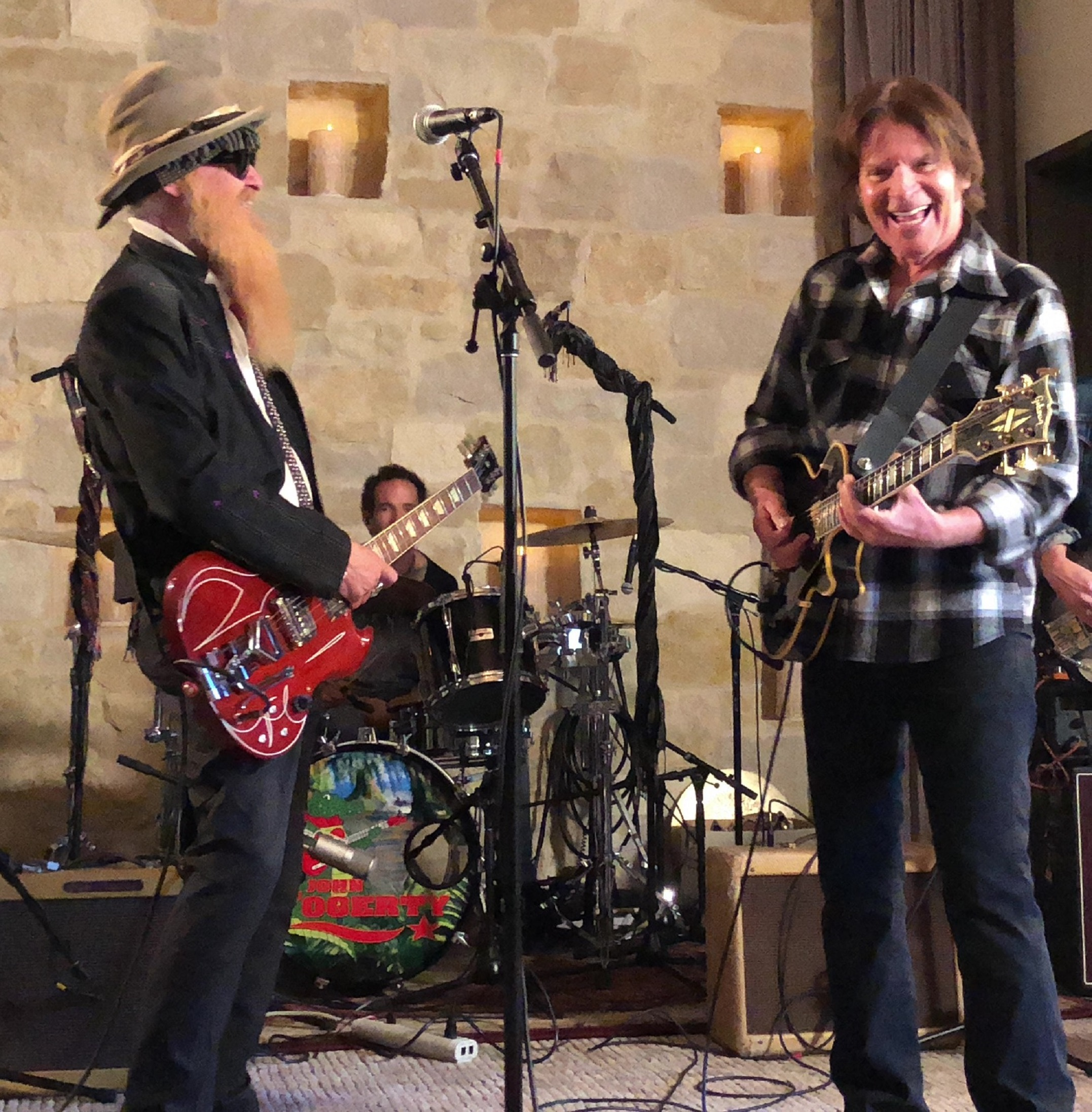 "John Fogerty to release ""Holy Grail"" featuring Billy Gibbons"