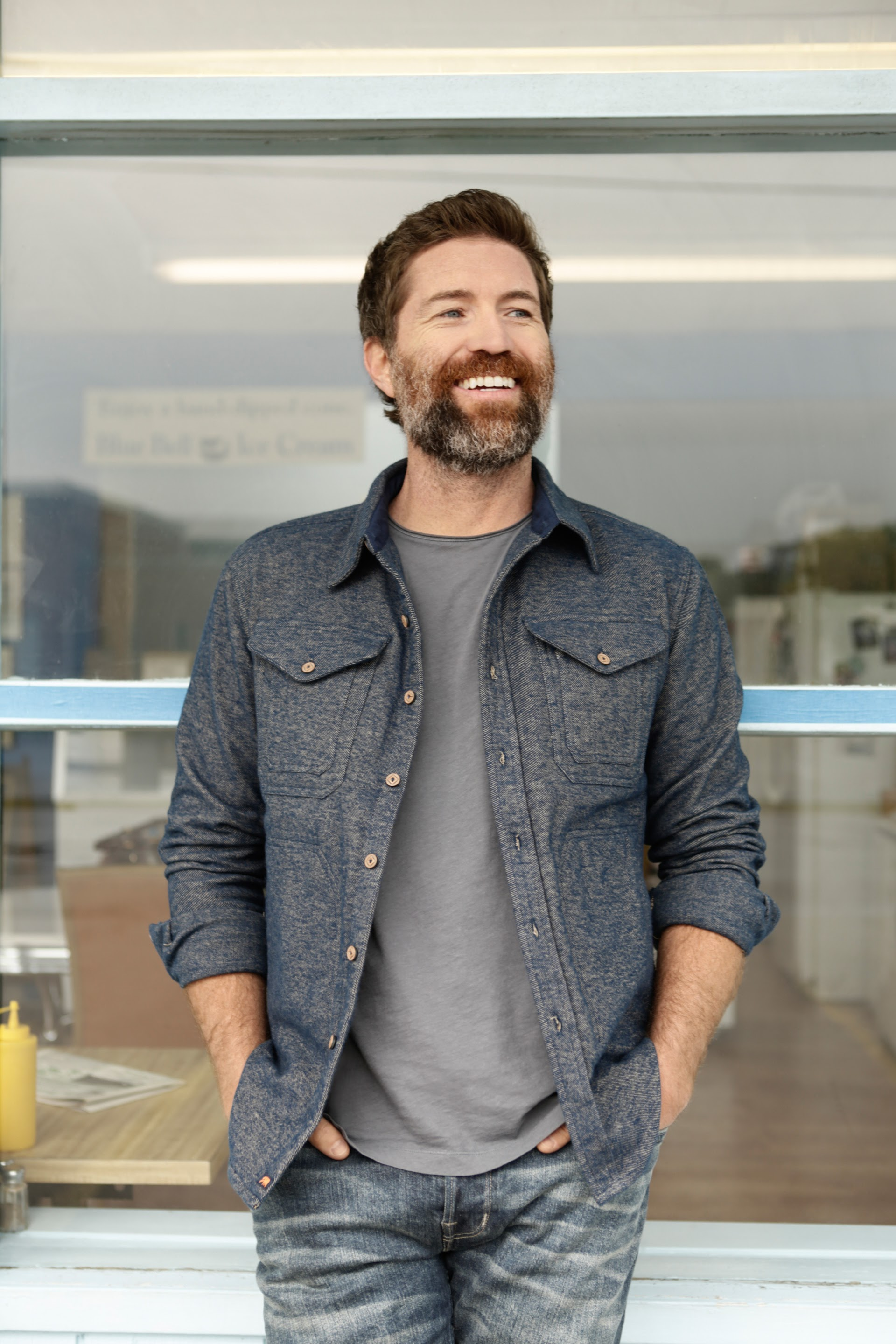 Josh Turner To Perform First Ever Virtual Livestream Concert