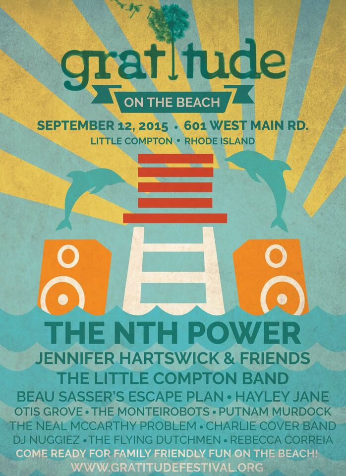 The Nth Power Presents 3rd Annual Gratitude Festival