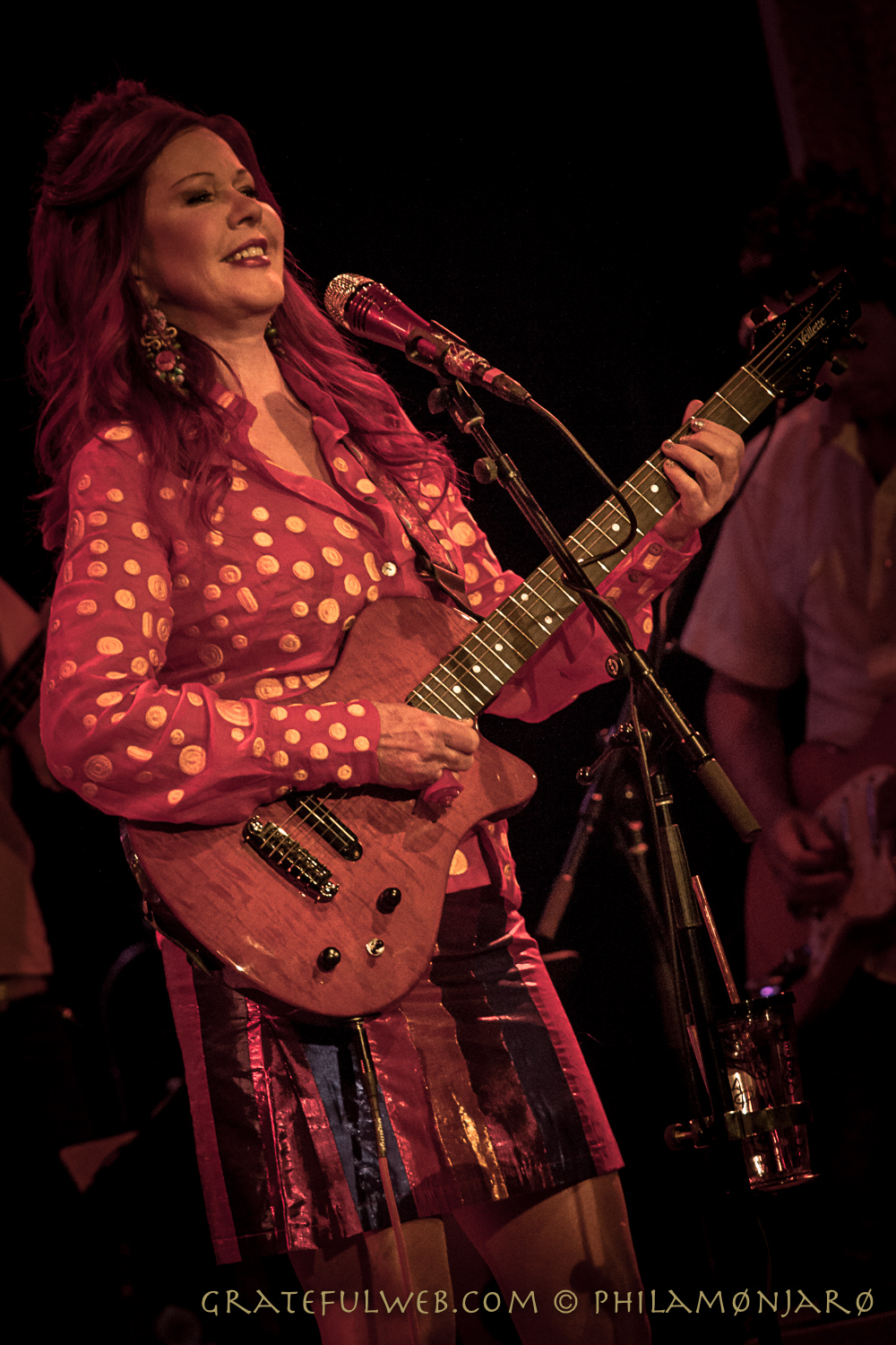 Kate Pierson | City Winery | Review