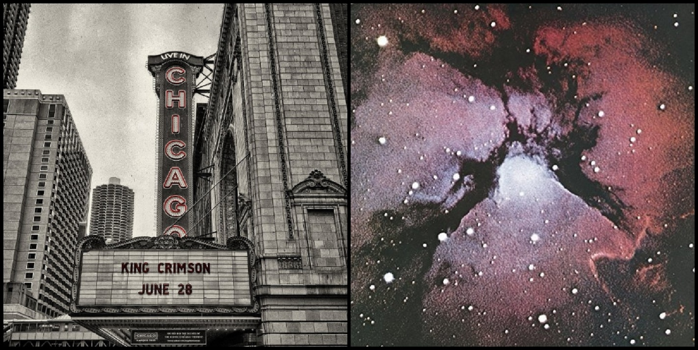 """King Crimson To Release """"Official Bootleg: Live in Chicago, June"""