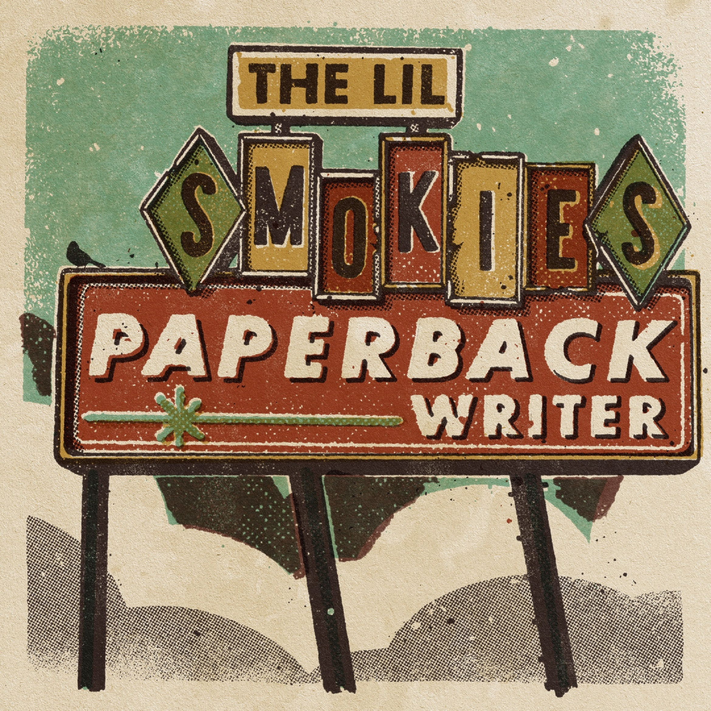 "The Lil Smokies Release Cover of The Beatles' ""Paperback Writer"""