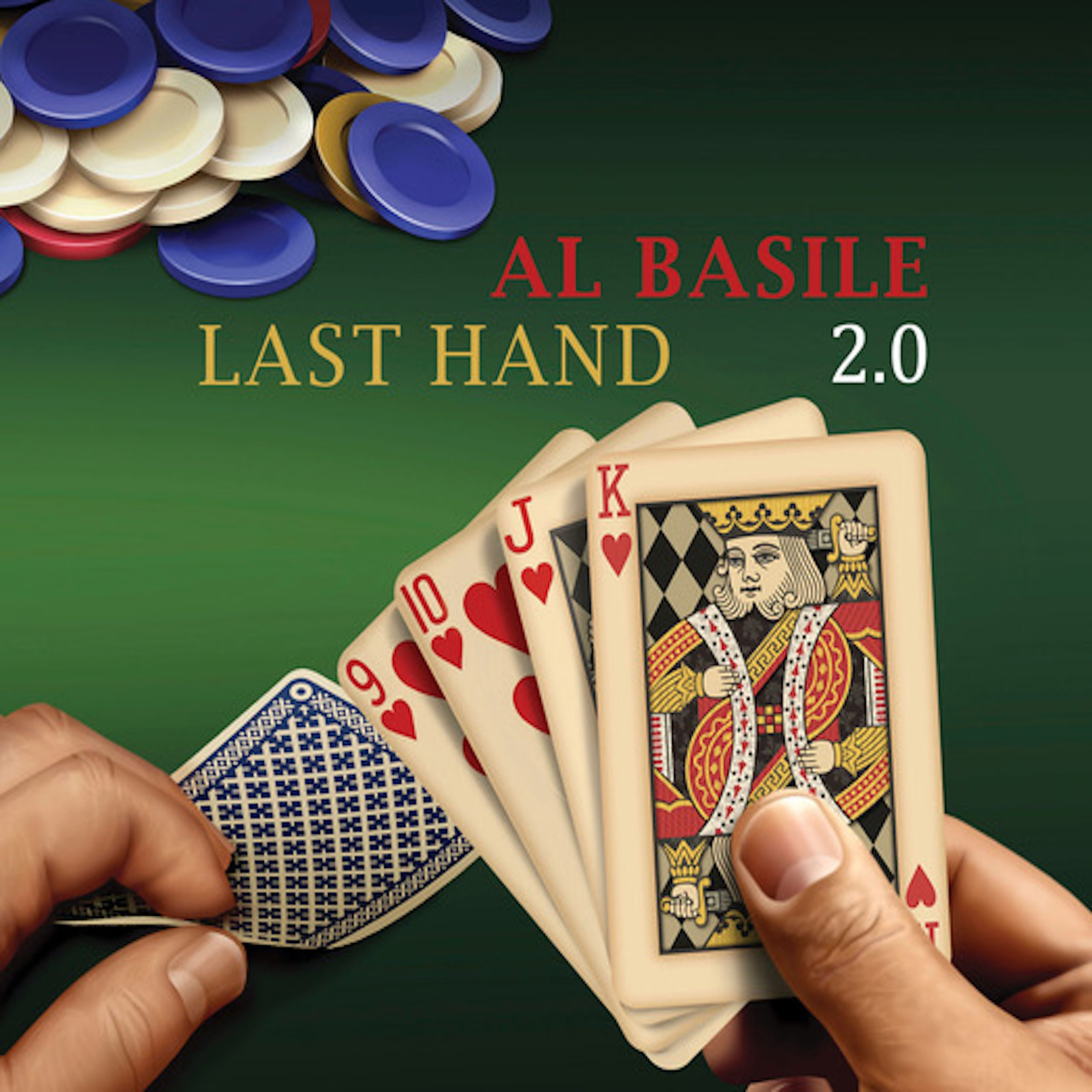 "Al Basile Brings His New Album to Life with ""Last Hand 2.0"""