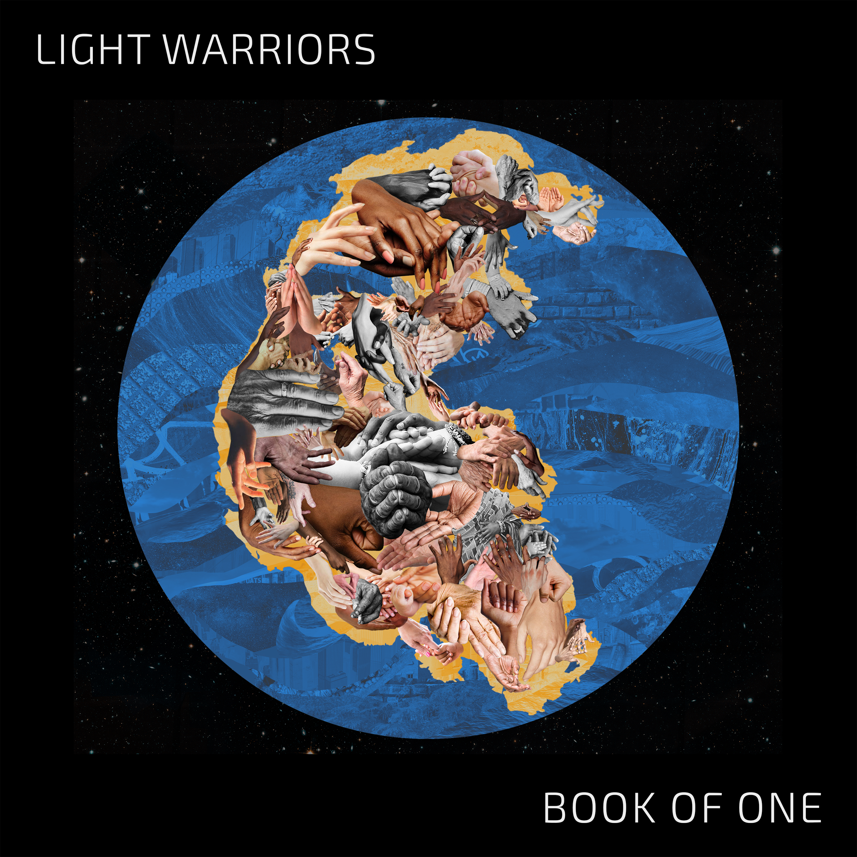 "Music For A Cause: Light Warriors To Release ""Book of One"" March 5 Benefitting Hunger Relief"
