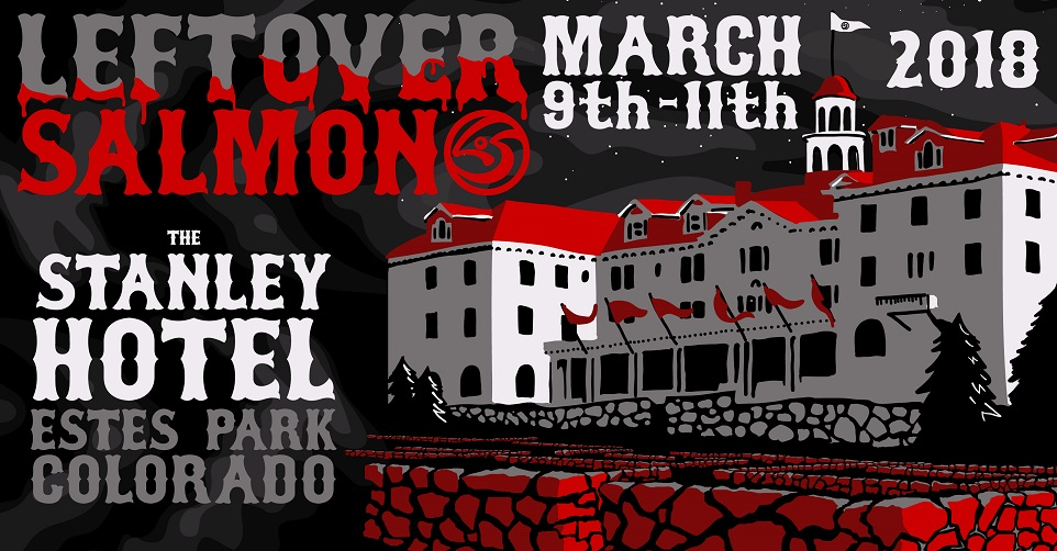 Salmon Announces Stanley Hotel 2018