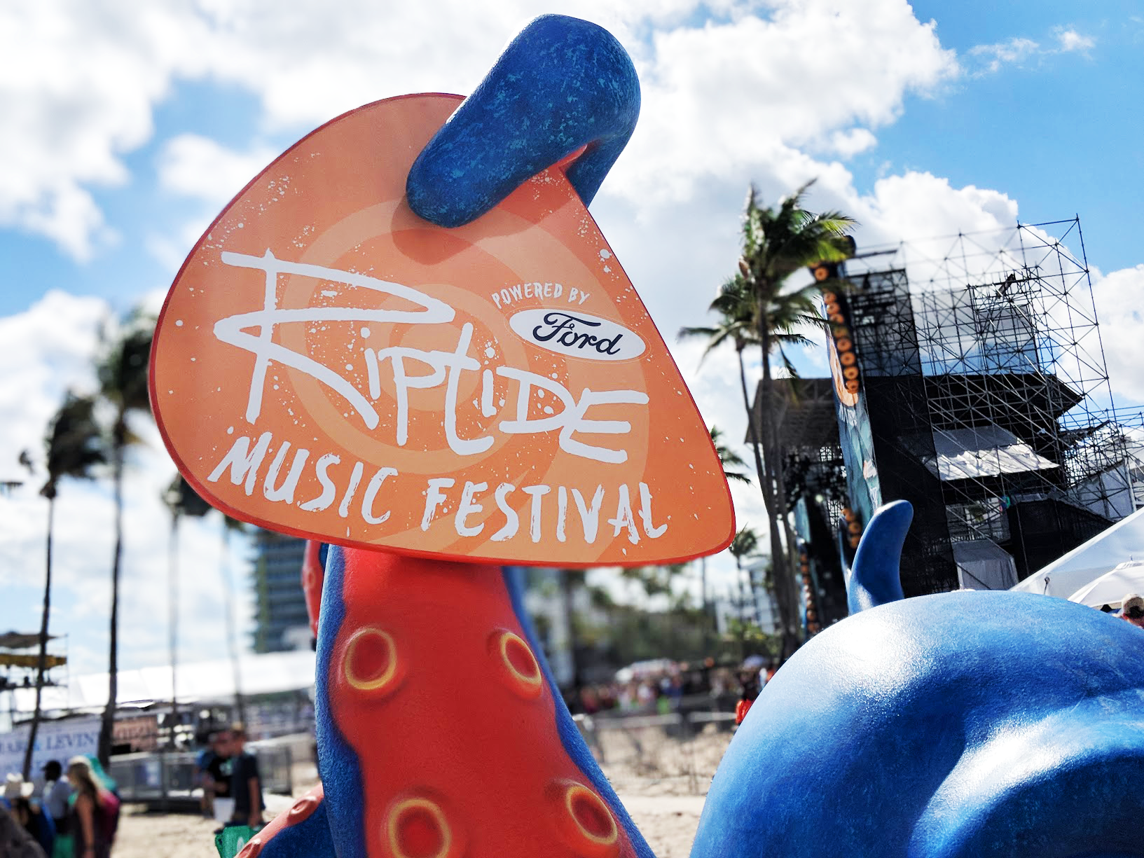 The Riptide Music Festival Announces Daily Lineup