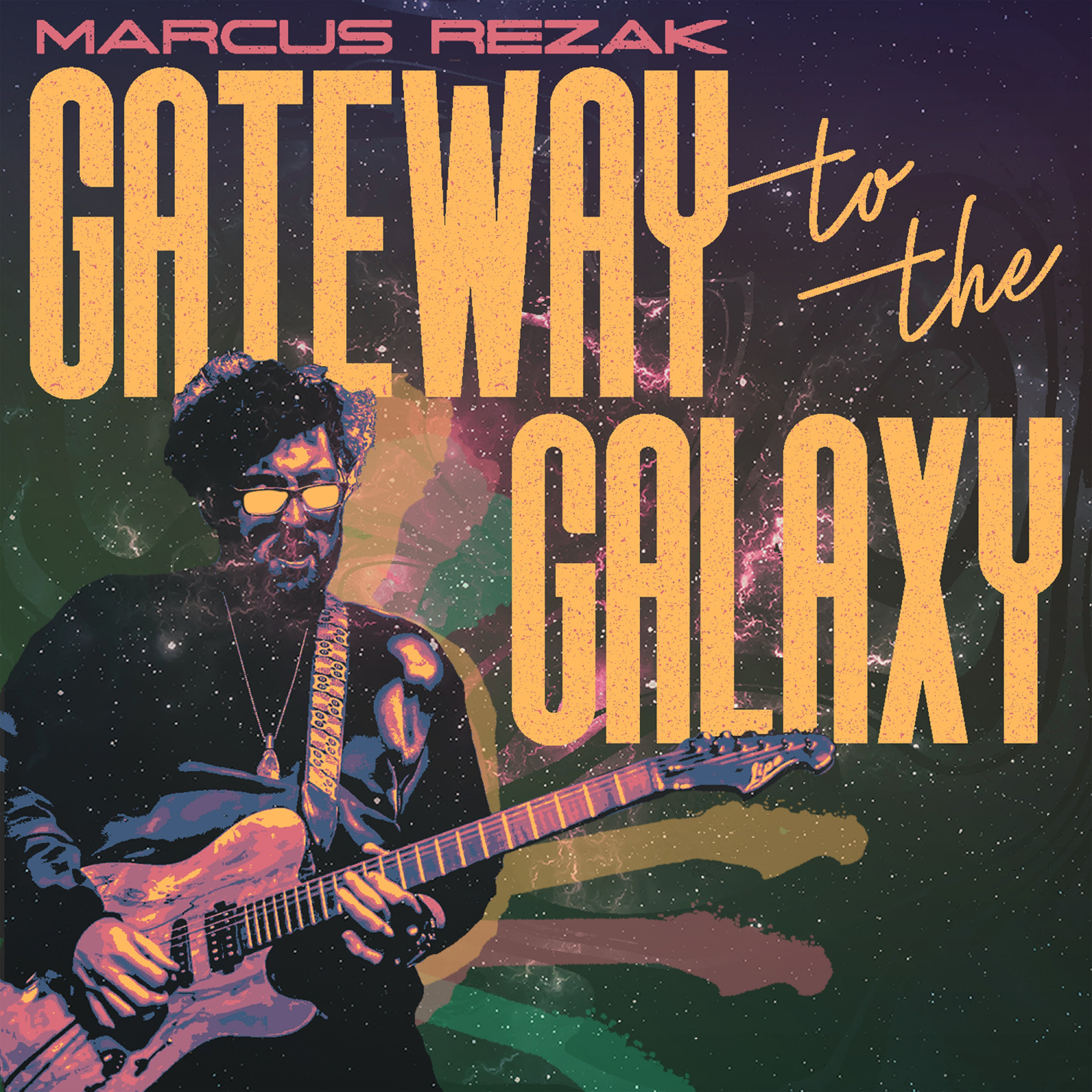 "Marcus Rezak's ""Gateway to the Galaxy"" Out 11/9"