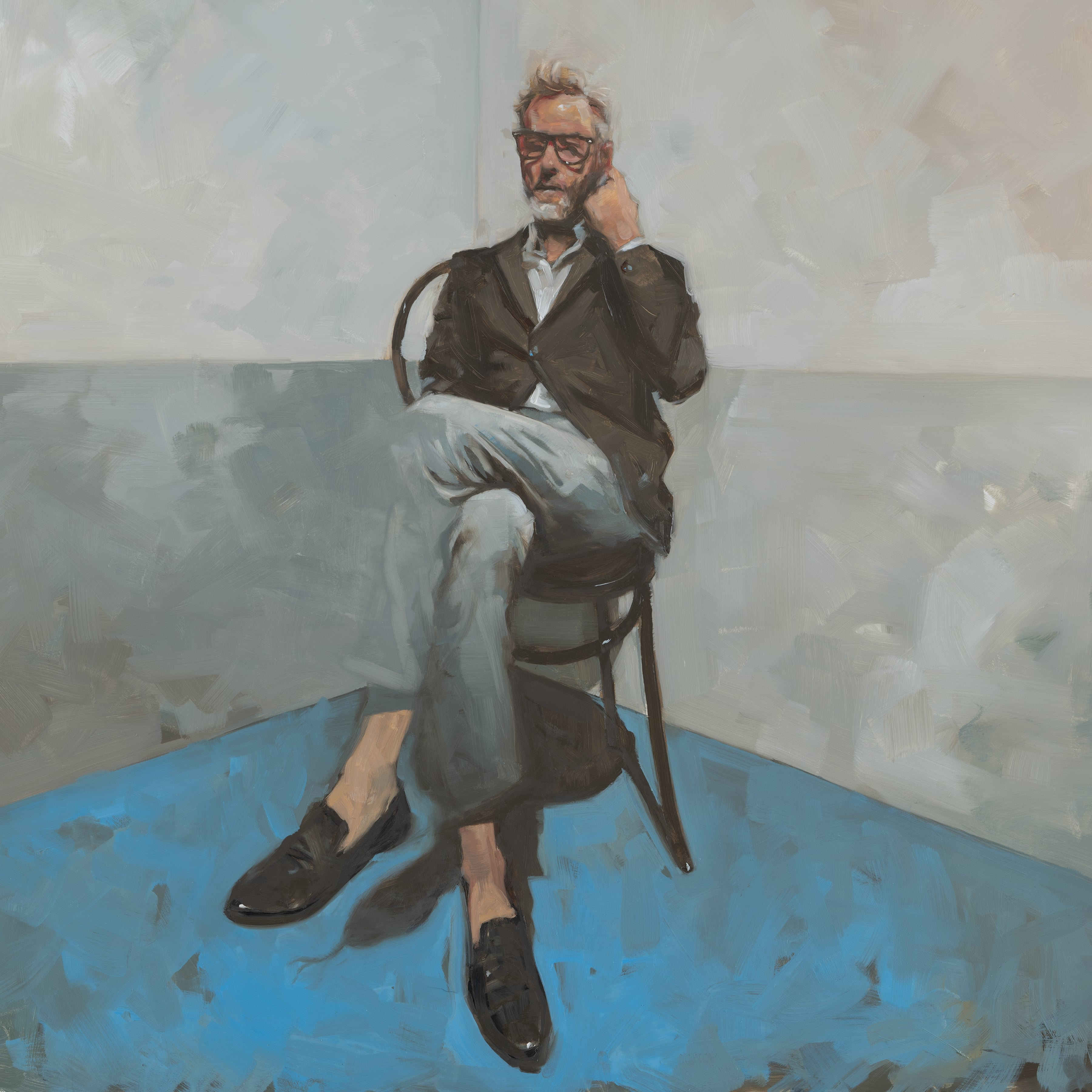 Matt Berninger of The National's Debut solo record Serpentine Prison out now