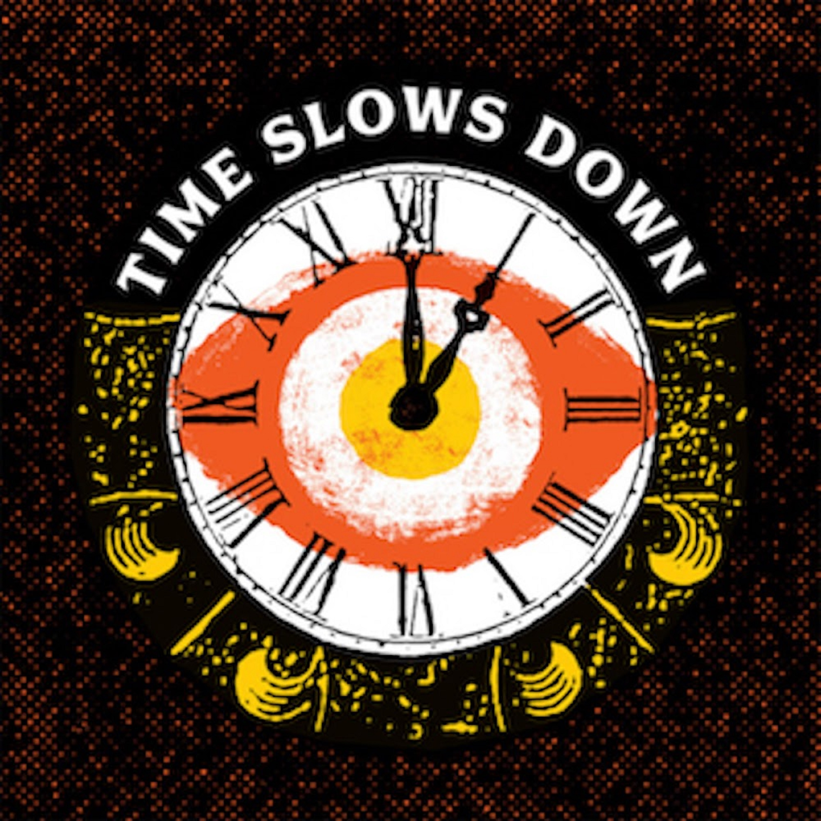 "The Mighty Pines newest single ""Time Slows Down"""
