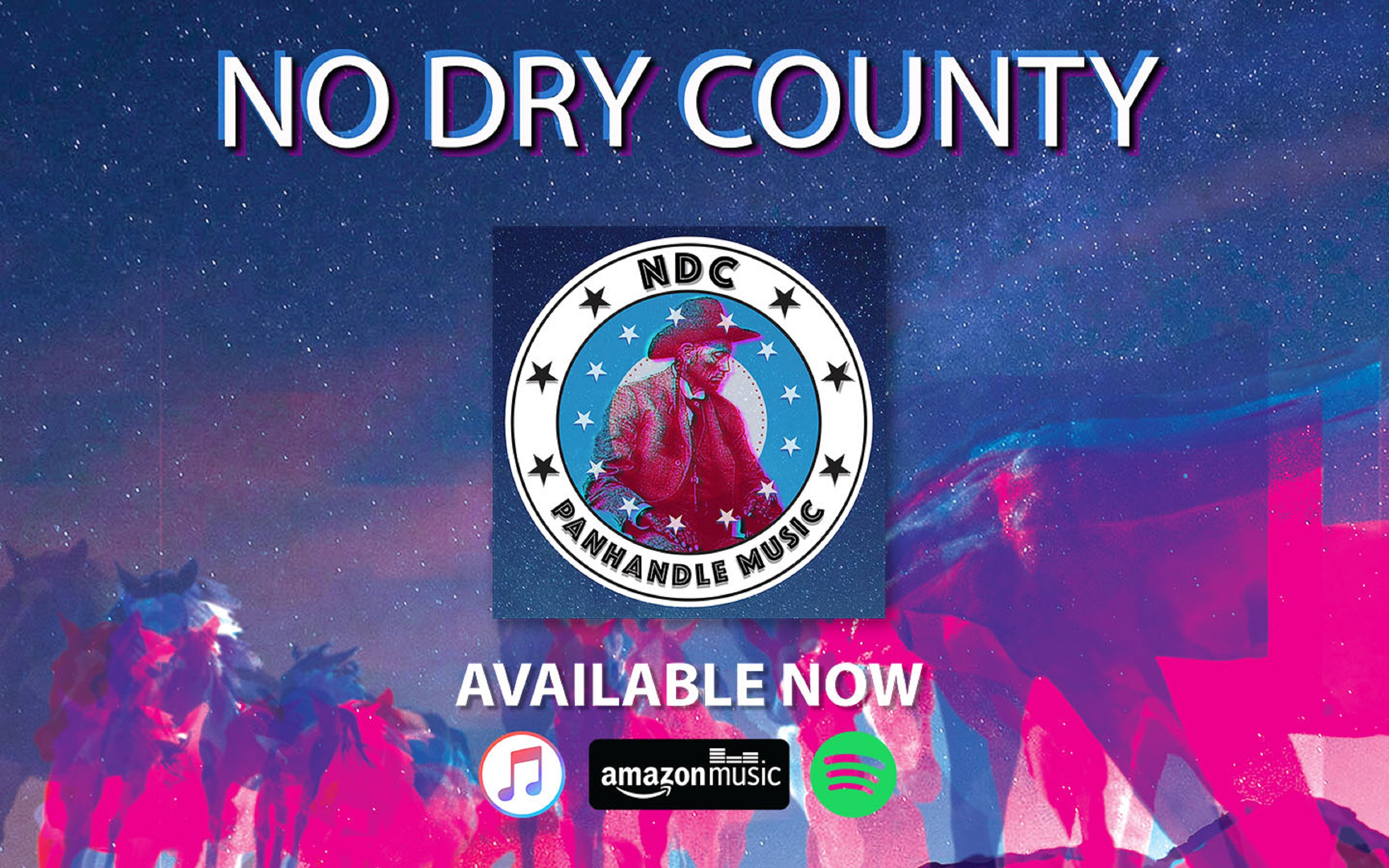 No Dry County Make Waves with New Album