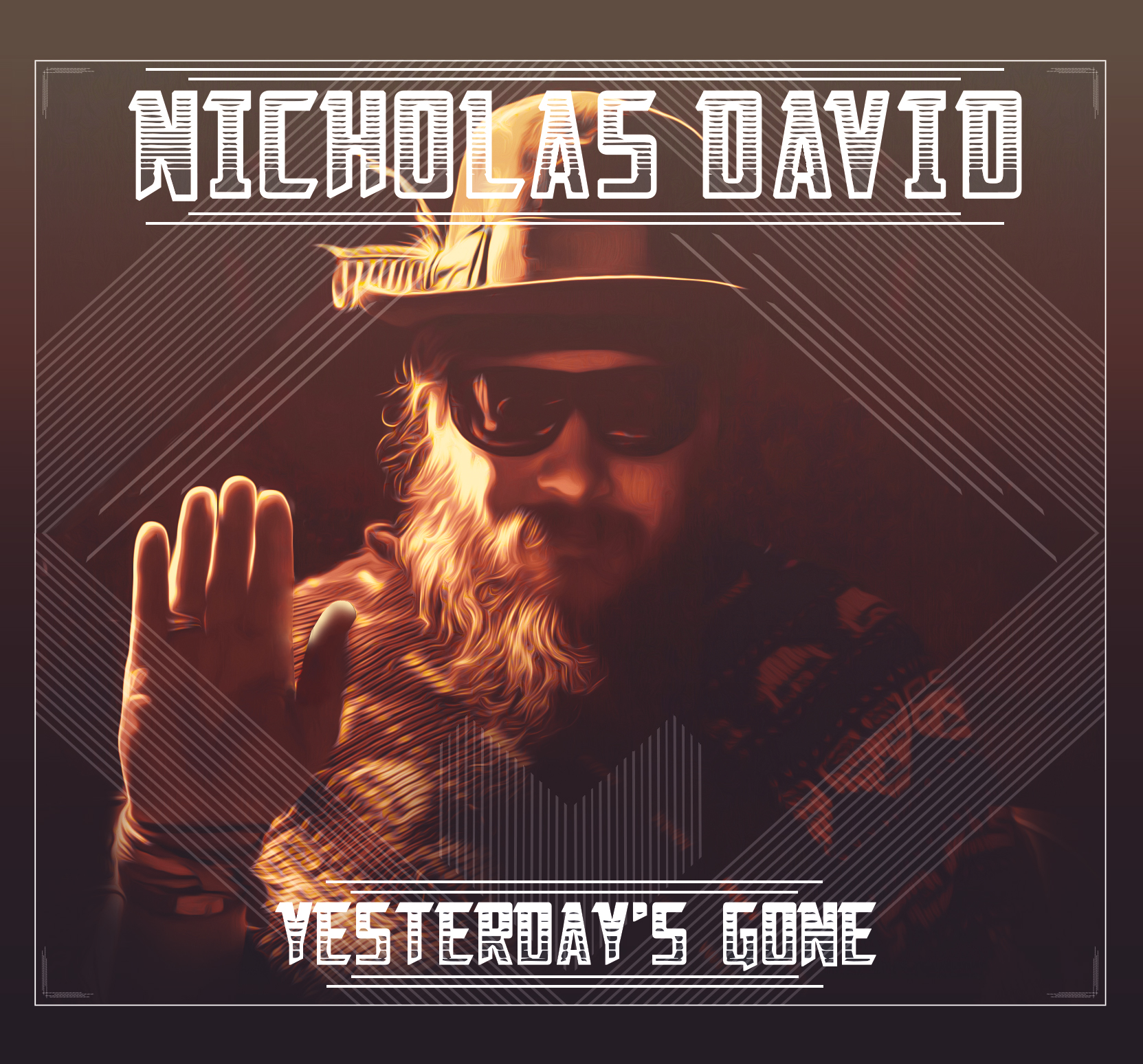 "Nicholas David's ""Yesterday's Gone"" Available Now"
