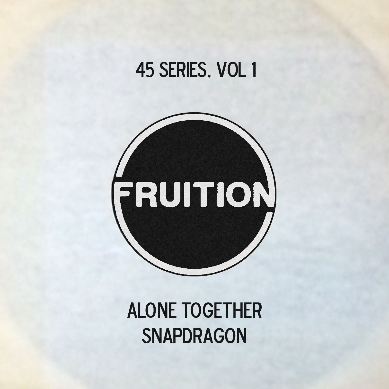 Fruition announces new 45 Series, Vol. 1 digital and vinyl series, and new tour dates