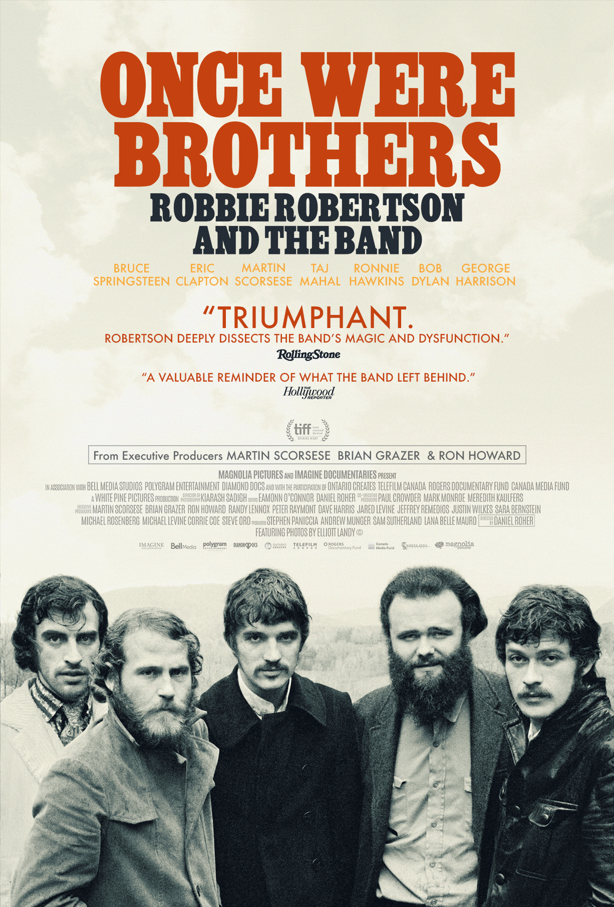 Watch the official trailer for The Band documentary ONCE WERE BROTHERS