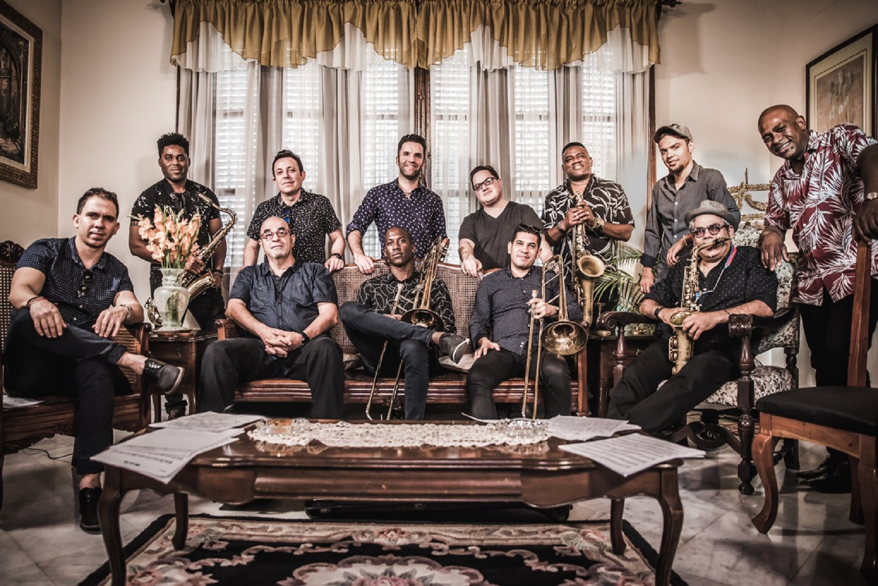 Orquesta Akokán Announces Summer 2019 U.S. Tour