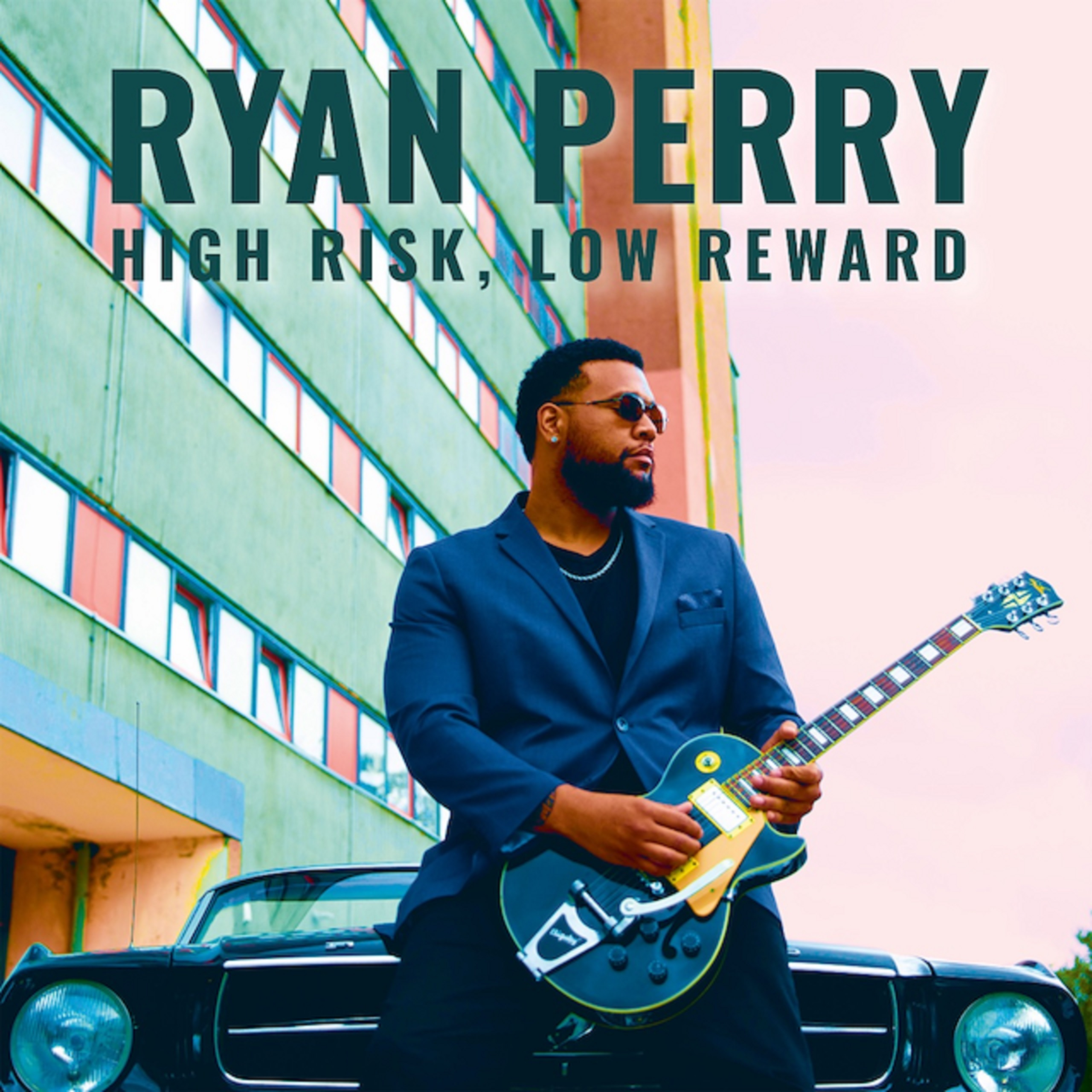 Blues Musician Ryan Perry to Release New Album Via Ruf Records March 13th