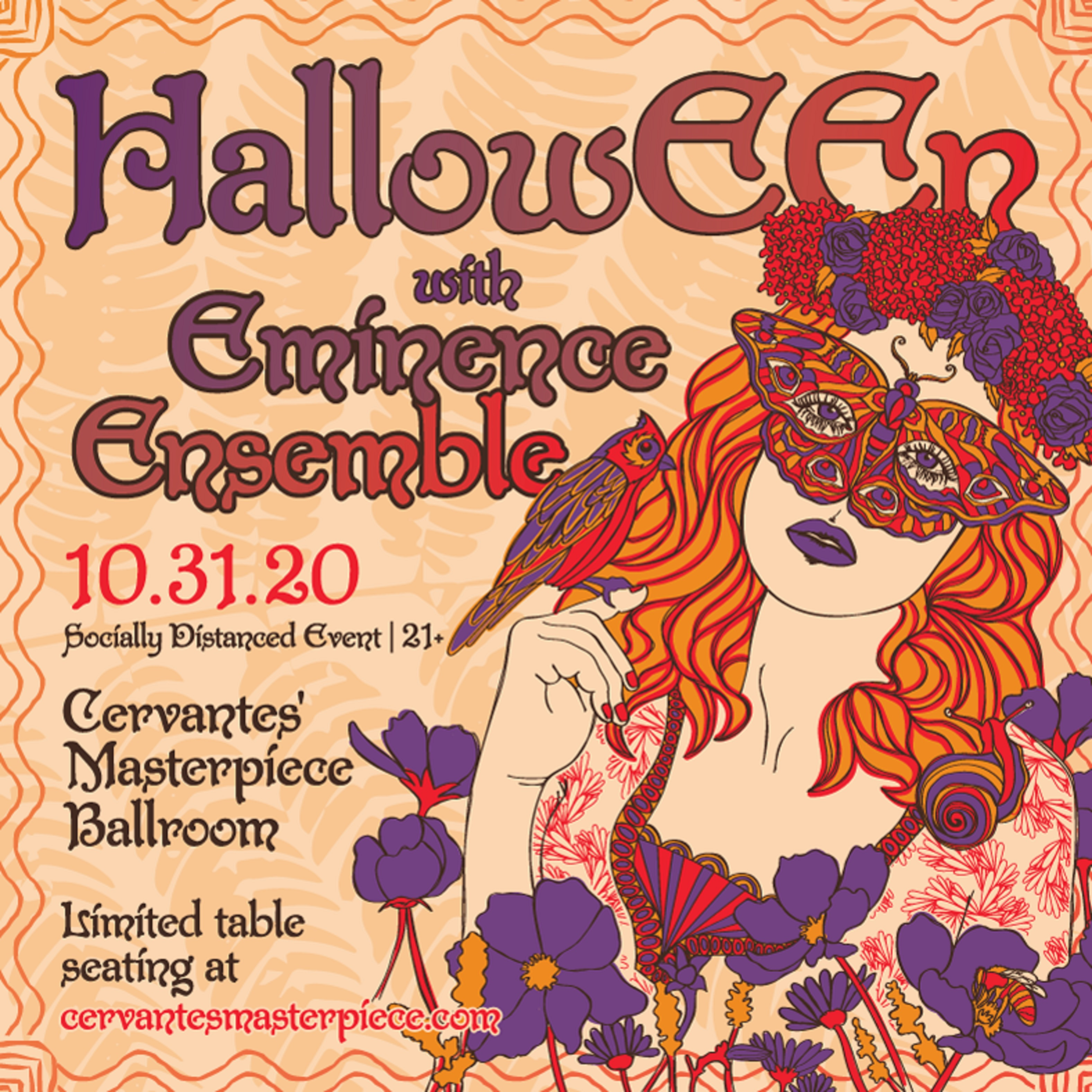 Eminence Ensemble To Celebrate Halloween With Two Shows In Denver