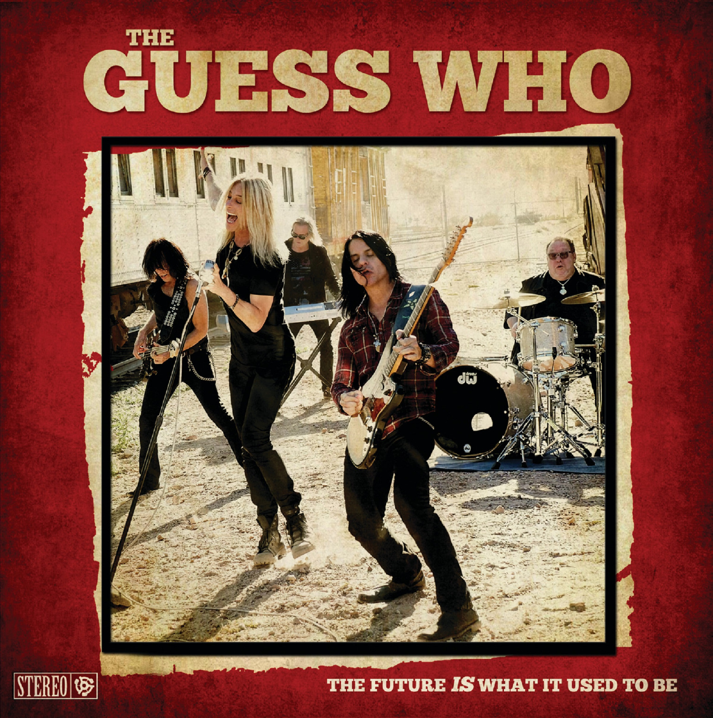 The Guess Who to release 'The Future IS What It Used To Be'