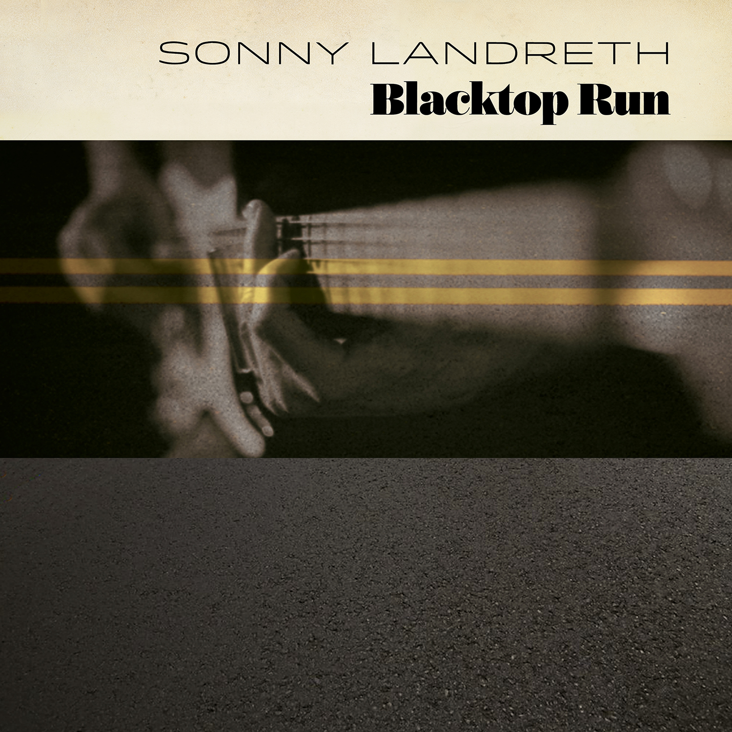 Louisiana Slide-Guitar Icon Sonny Landreth's New Album 'Blacktop Run' Drops tomorrow, February 21st