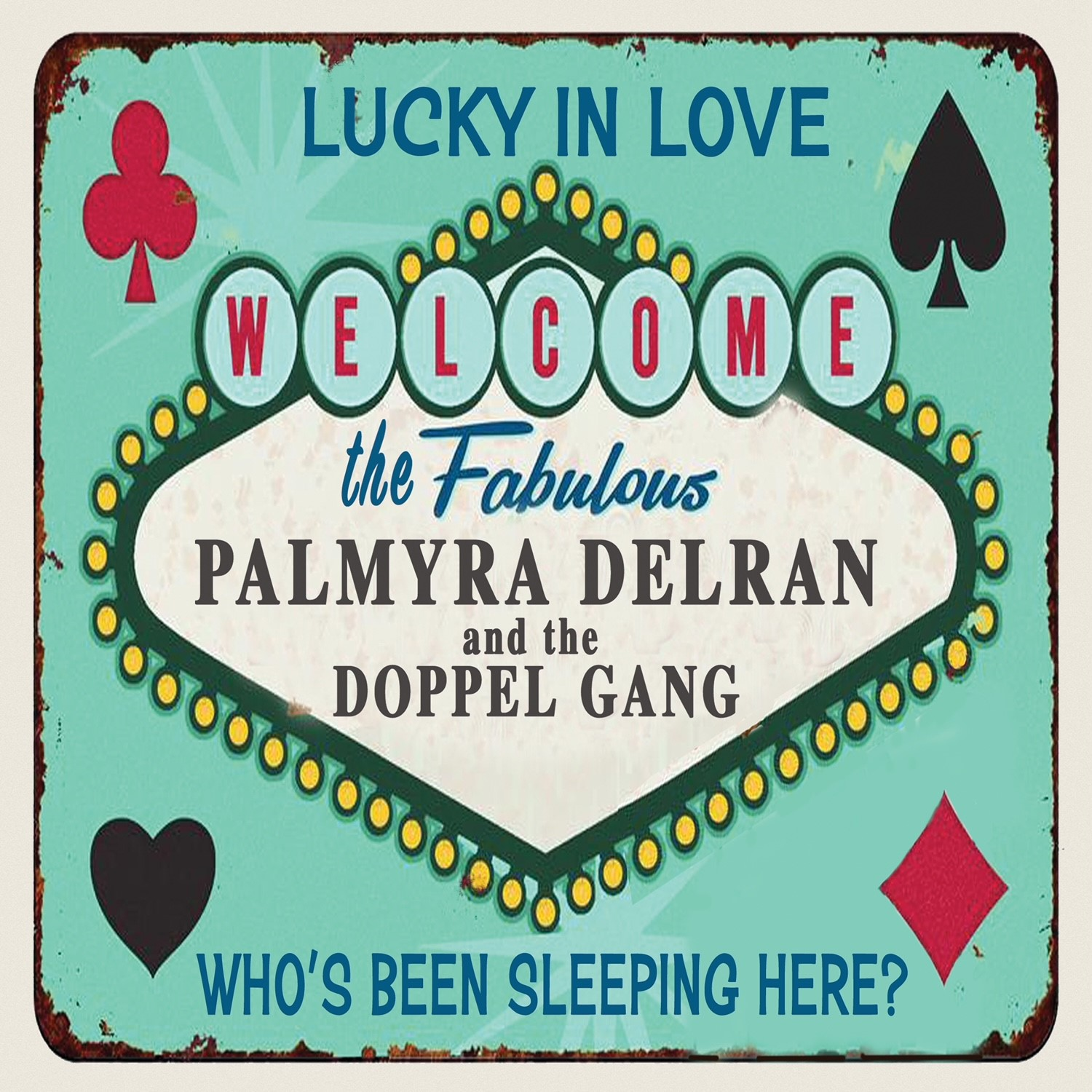 Palmyra Delran & The Doppel Gang Release New Singles