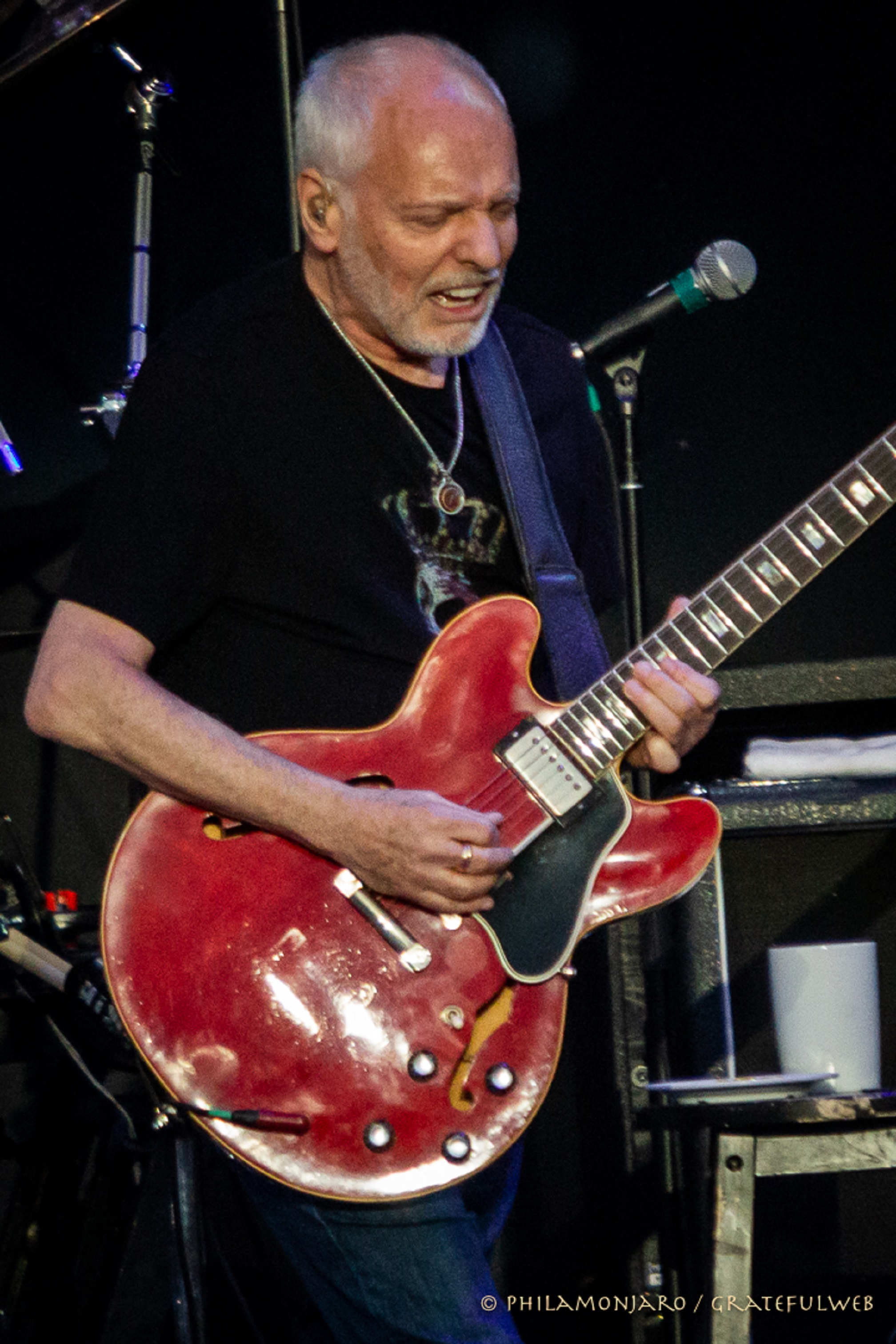 "Peter Frampton Band's ""The Thrill Is Gone"" (feat. Sonny Landreth) premieres via Billboard"