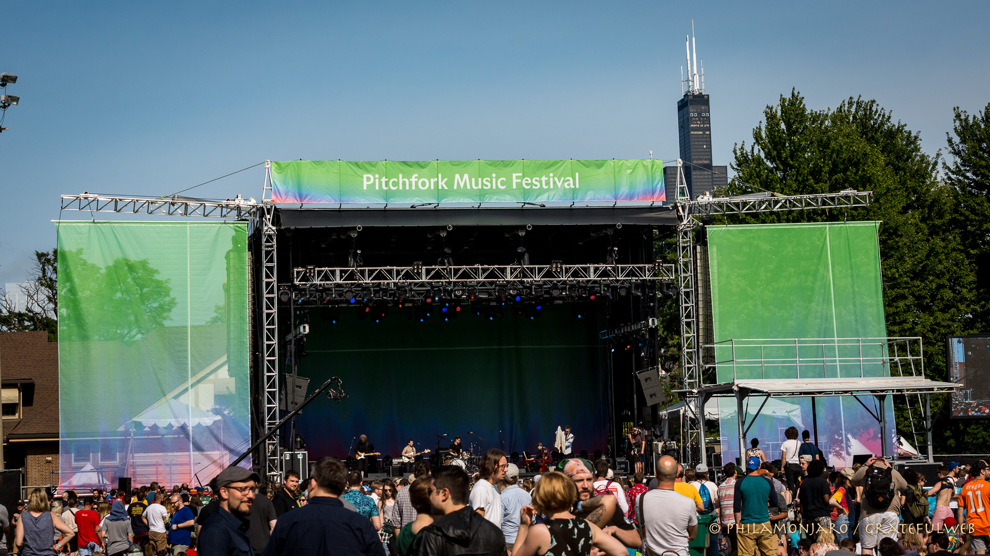 Pitchfork Music Festival One Month Away!