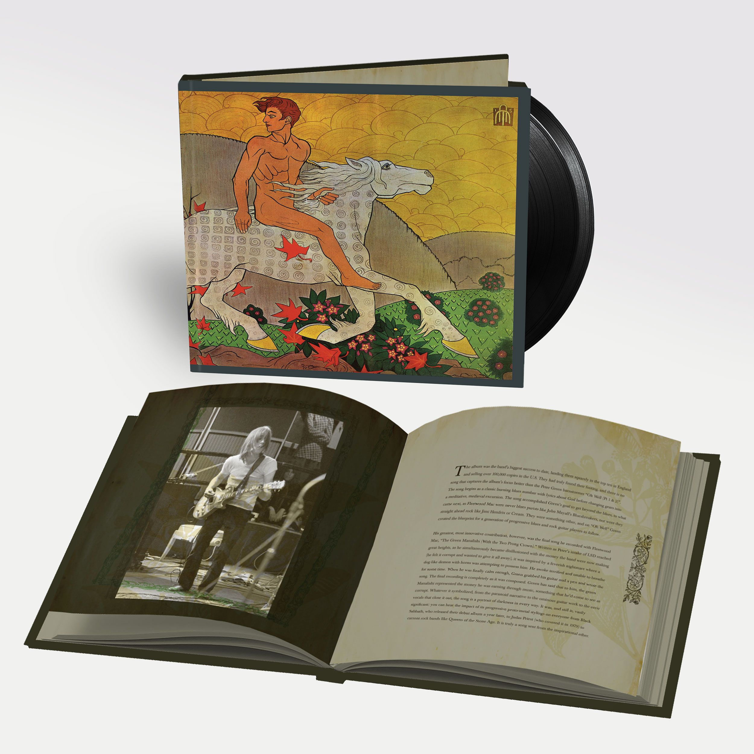 "Fleetwood Mac ""Then Play On"" - Brand New Celebration Edition Reissue of Group's Third Studio Album Set for Release"