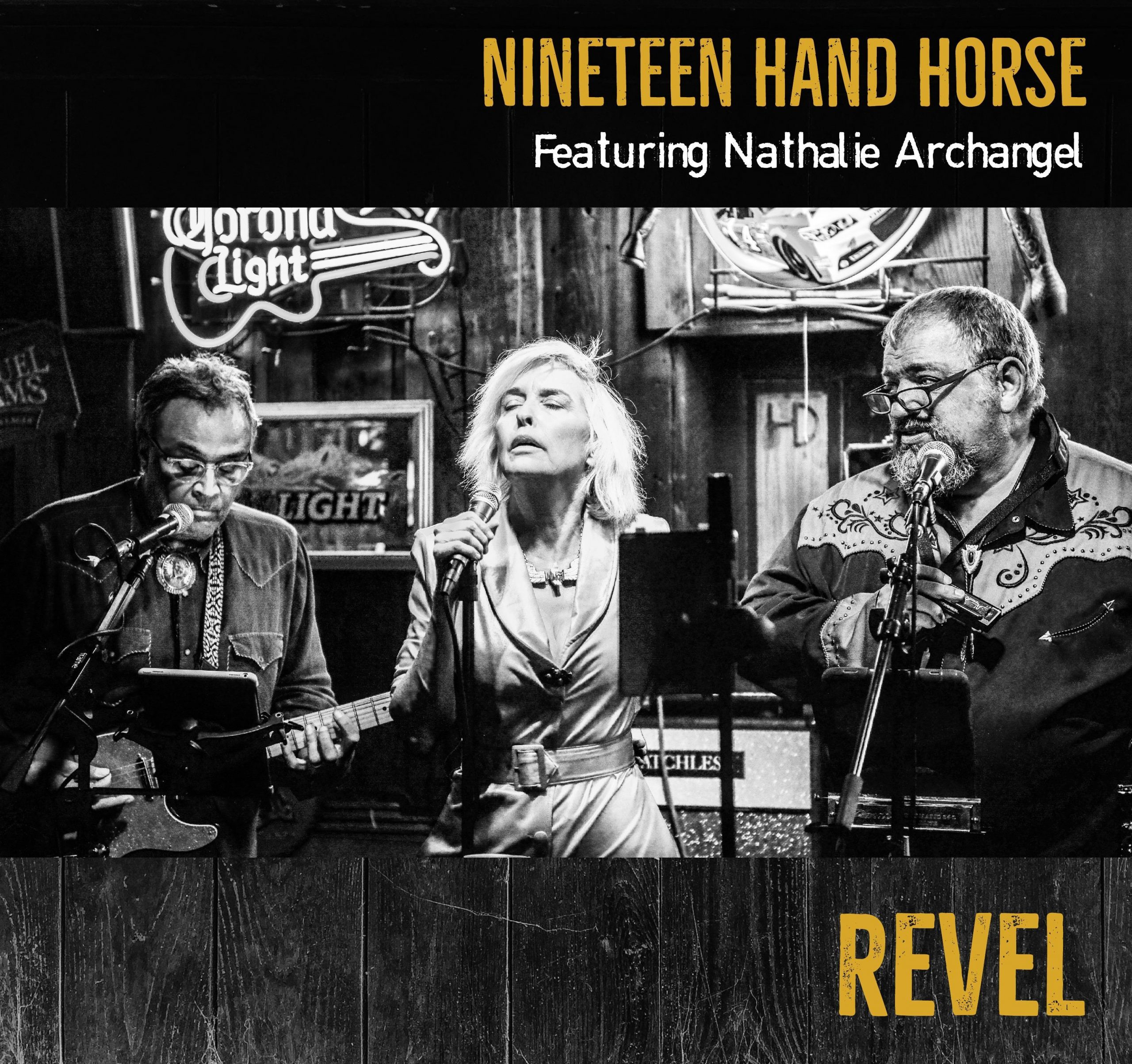 "Nineteen Hand Horse ""Revel"" in Their Roots on Debut Album"