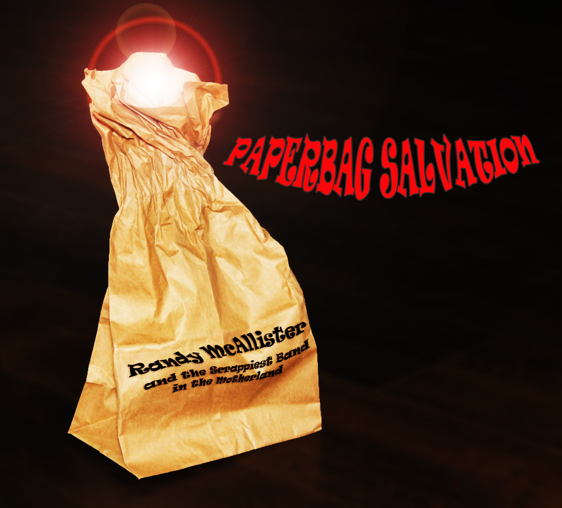 "Randy McAllister Offers Up ""Paperbag Salvation"" on New CD Coming April 23rd"