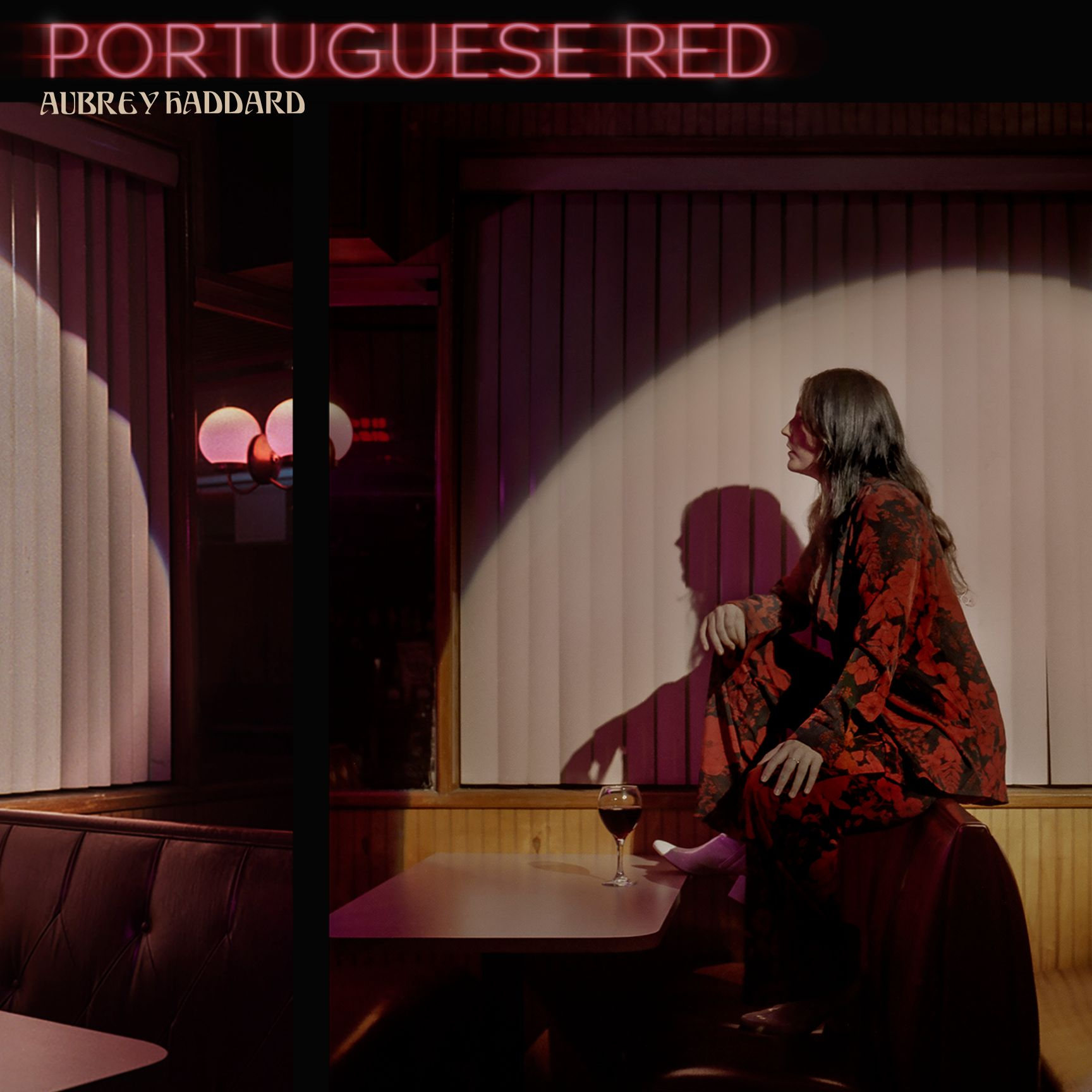 "Aubrey Haddard shares ""Portuguese Red"" single + video"