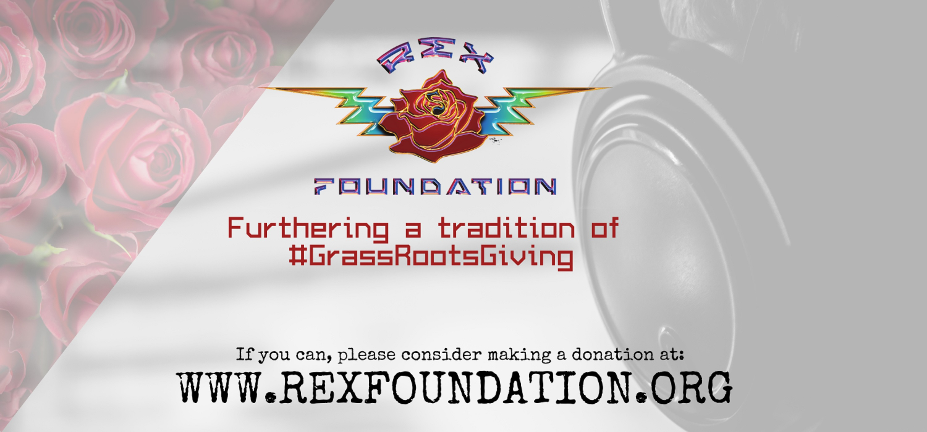 The Rex Foundation Keeps on Truckin'