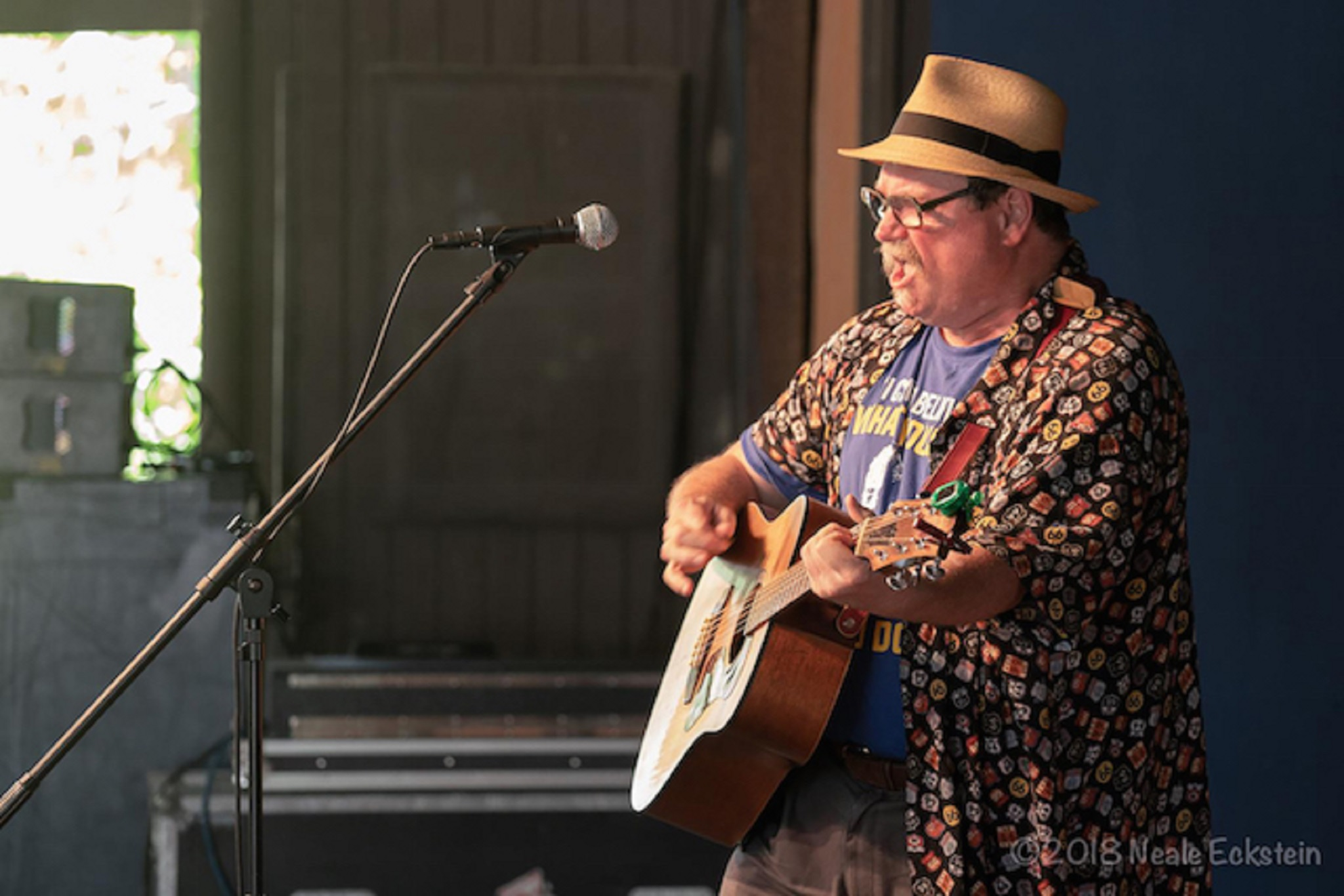 Rich Krueger Is a New Folk Winner At The Kerrville Folk Festival