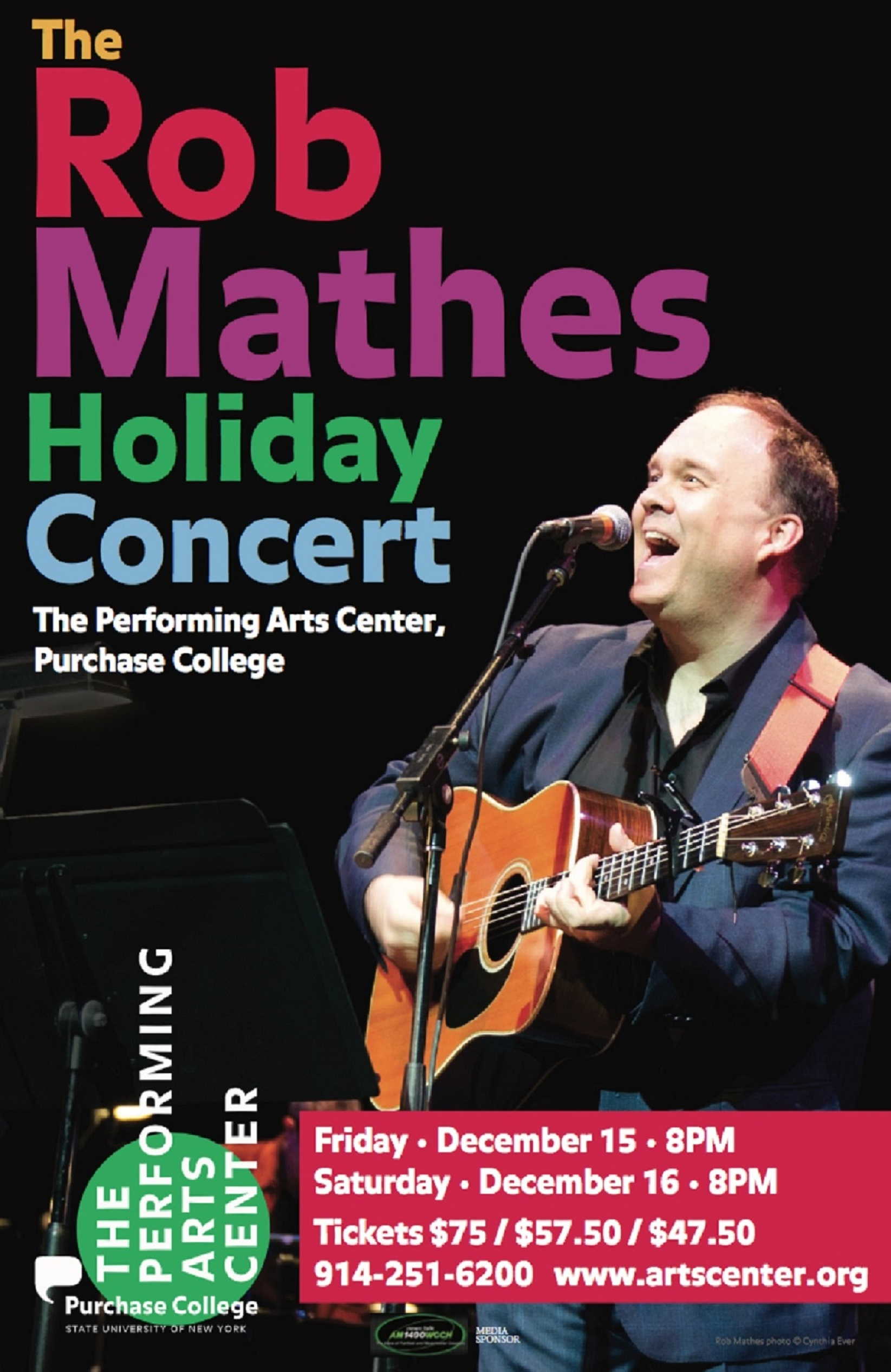 Rob Mathes Christmas Concert 2019 Rob Mathes Brings the Holidays Home | Grateful Web