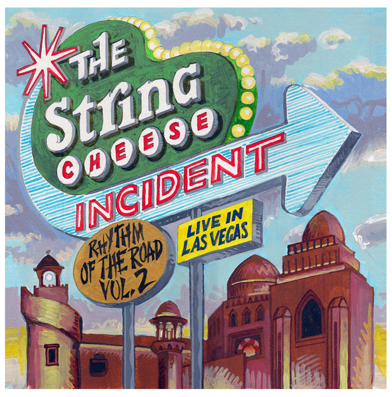 The String Cheese Incident | Rhythm of the Road Volume 2 | Review