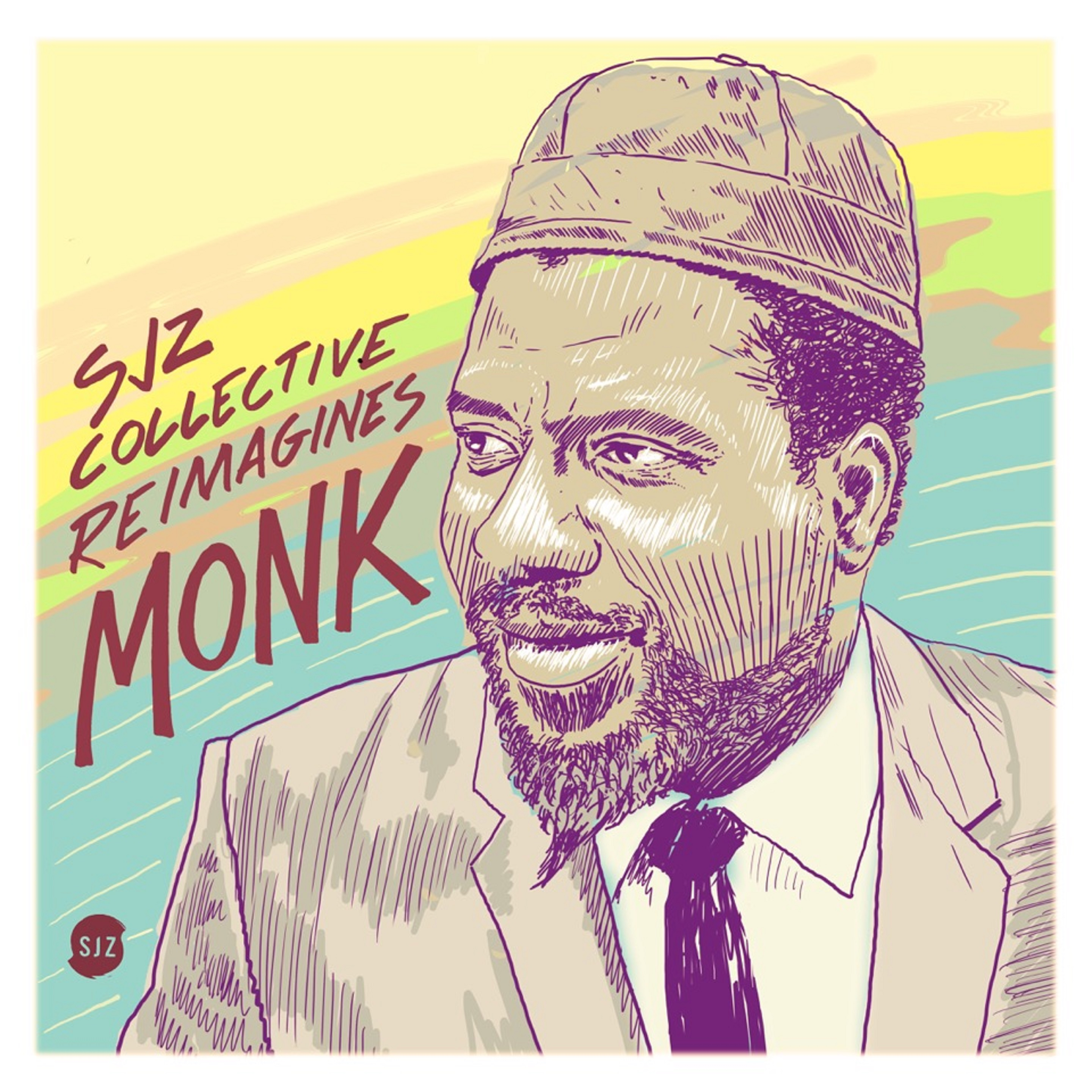 "San Jose Jazz Announces Debut EP ""SJZ Collective Reimagines Monk"""