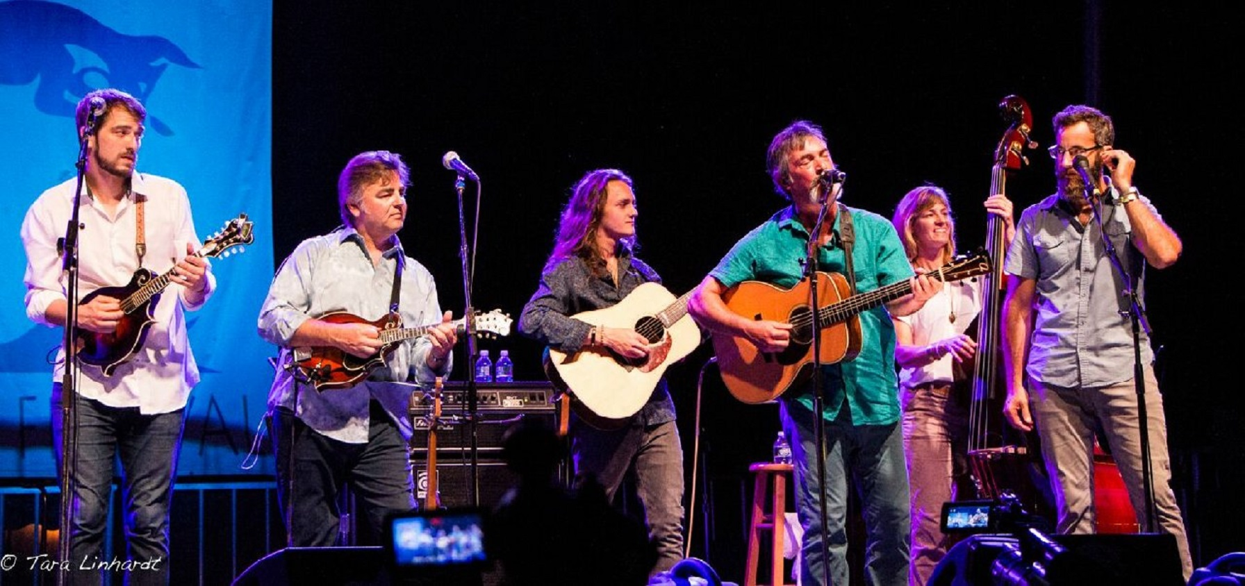 Travelin' McCourys, Larry Keel Experience Keep The Grateful Ball Rollin' at 35th Grey Fox Bluegrass Festival