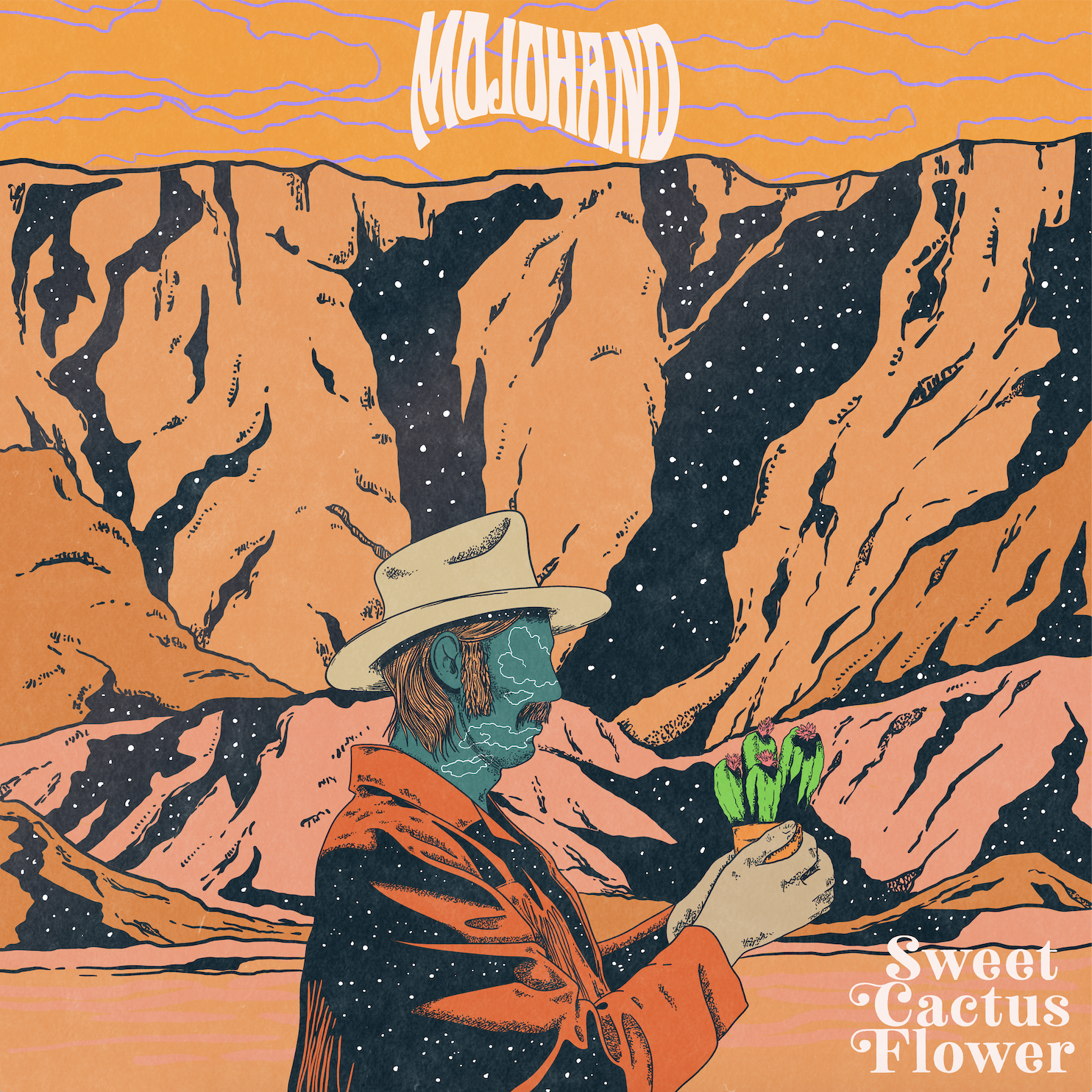 "Mojohand set to release ""Sweet Cactus Flower"""