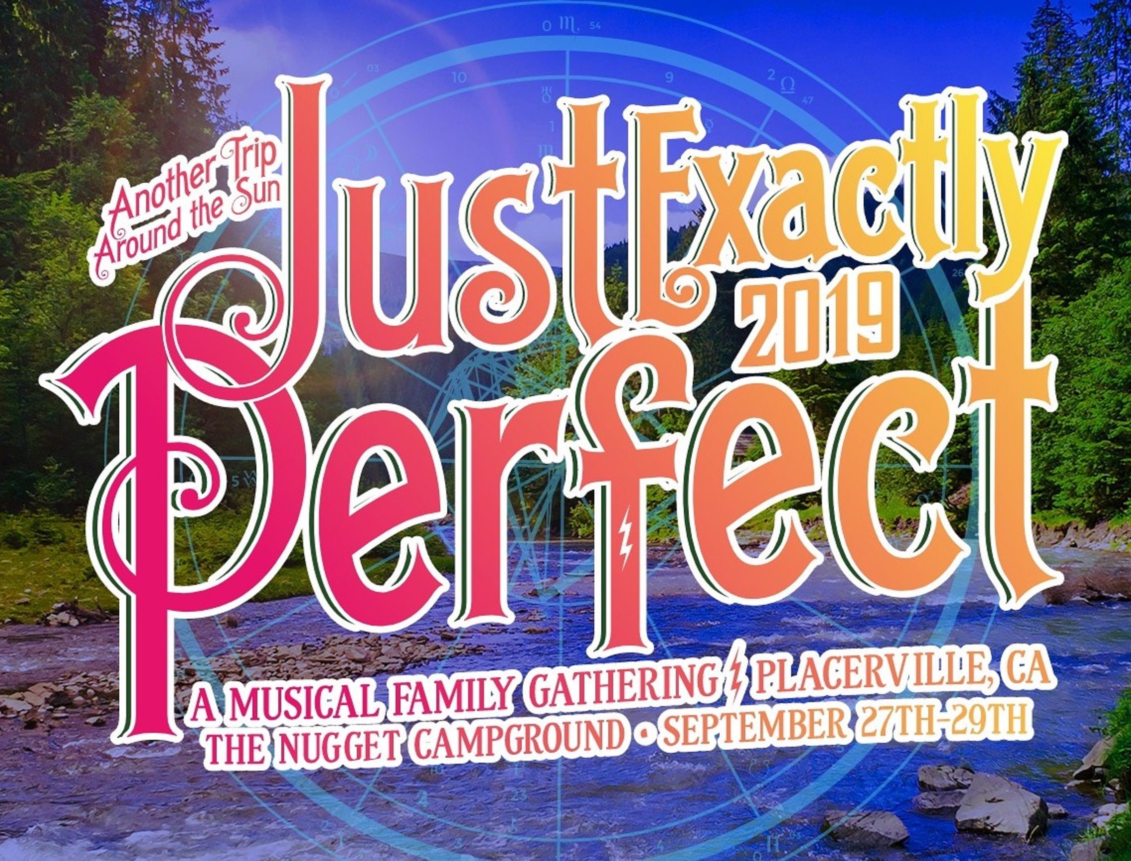 Just Exactly Perfect Festival 2019