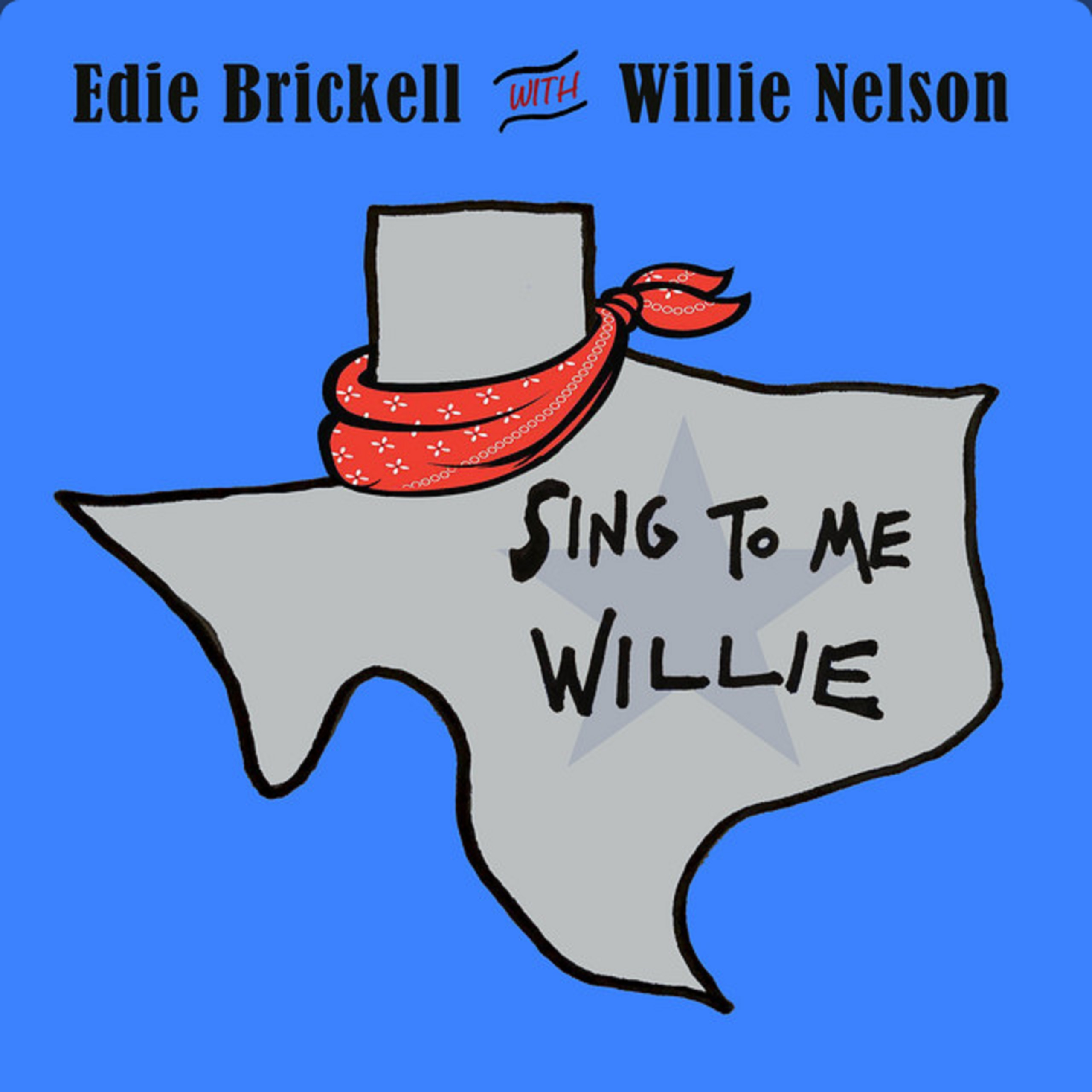 "Edie Brickell debuts new track ""Sing To Me, Willie"" (feat. Willie Nelson) in celebration of Nelson's 87th birthday"