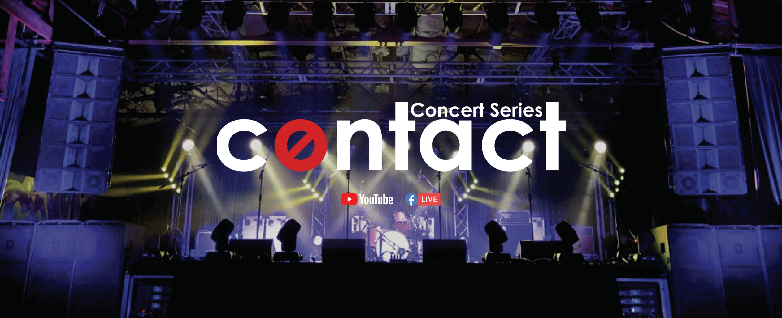 No Contact Concert Series - Live Broadcast from Codex Sound Warehouse
