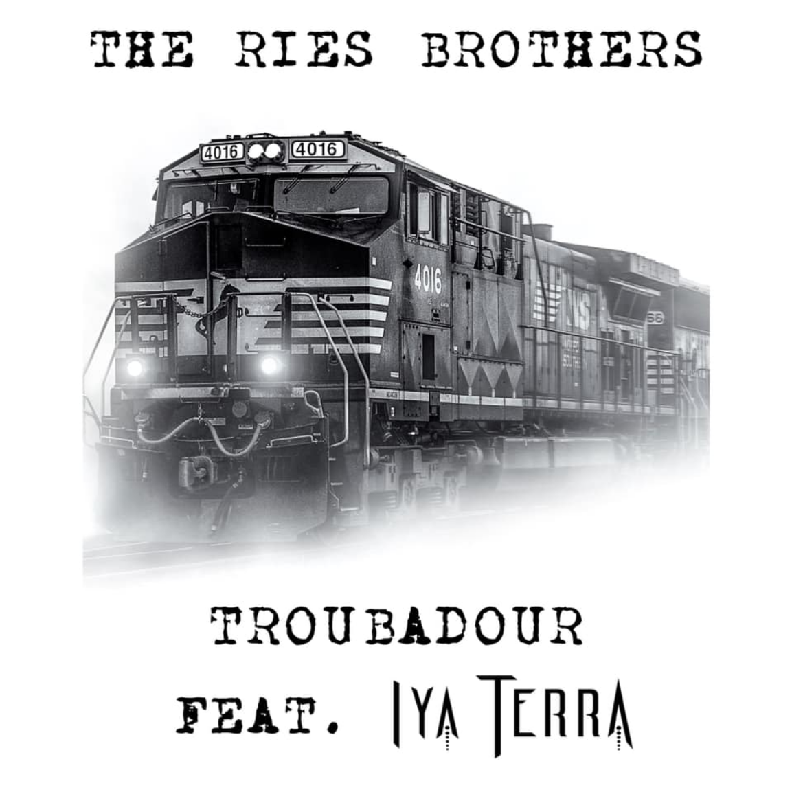 "THE RIES BROTHERS REVIVE THE GREAT AMERICAN ROAD SONG ON ""TROUBADOUR"""