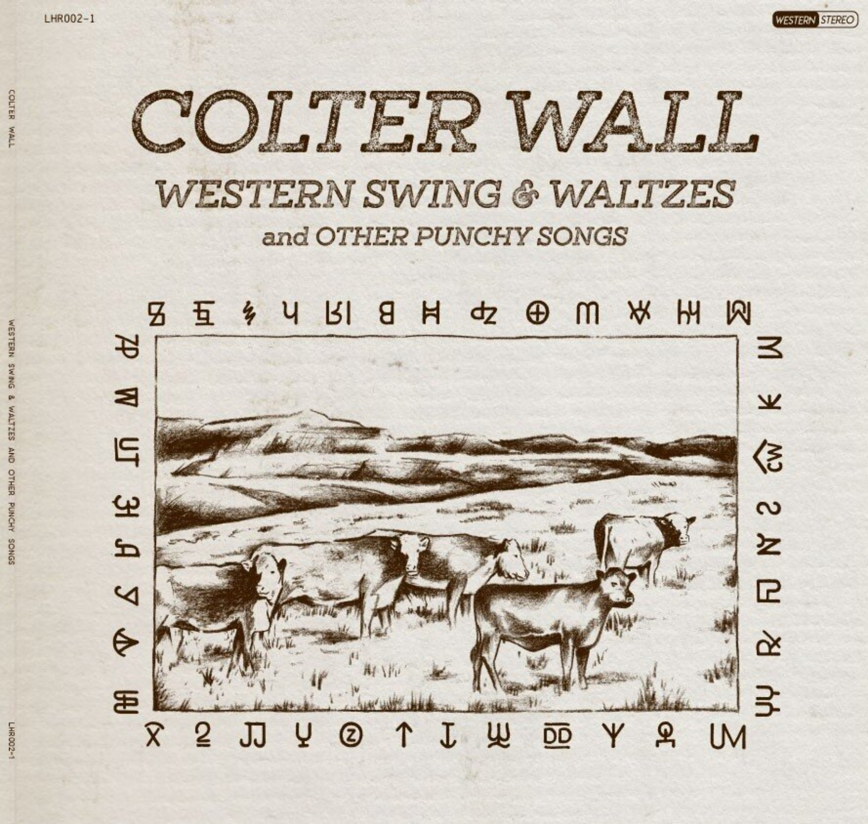 Colter Wall Releases Western Swing & Waltzes and Other Punchy Songs