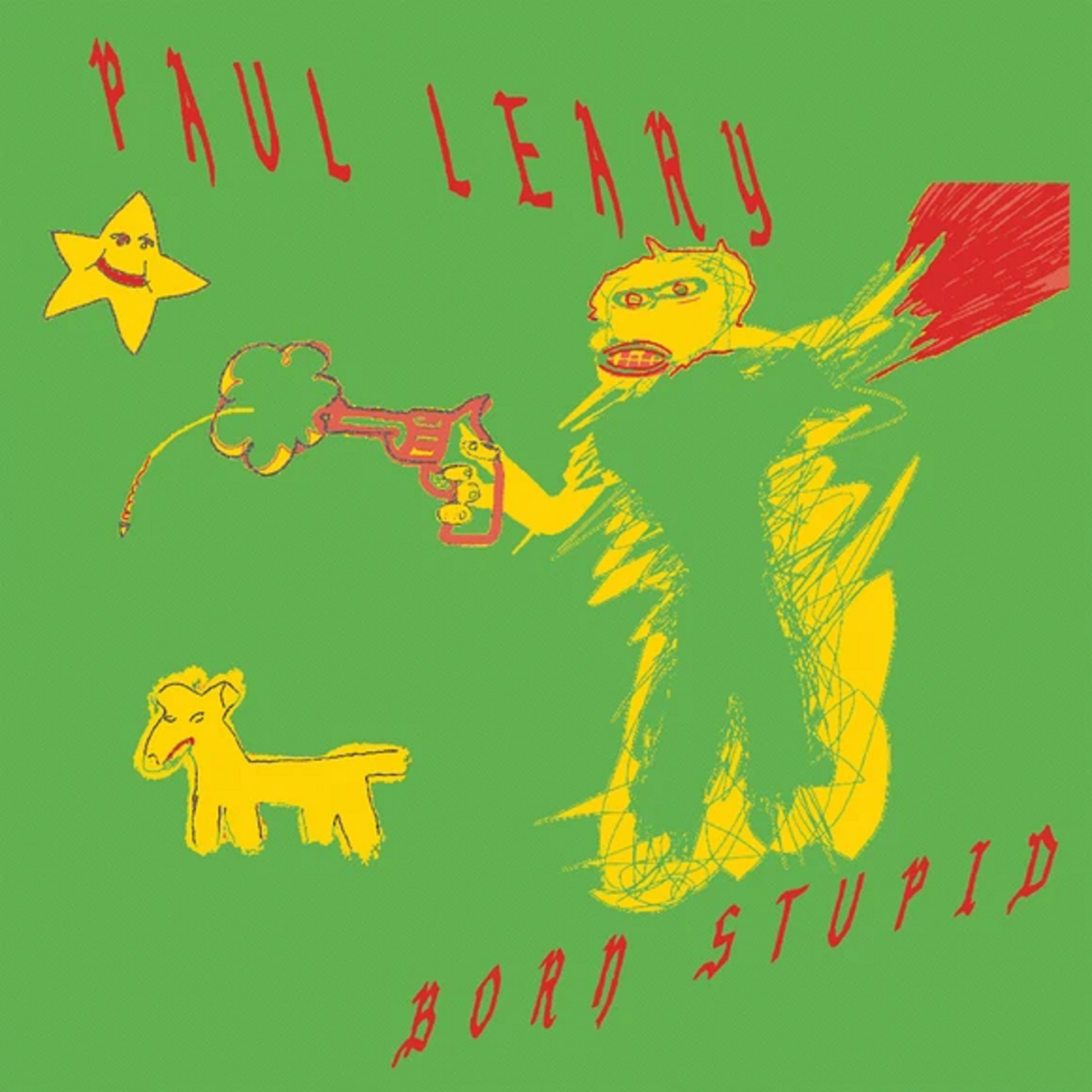 "Paul Leary (Butthole Surfers) Shares ""Gary Floyd Revisited"" Video, 'Born Stupid' LP Out Now"