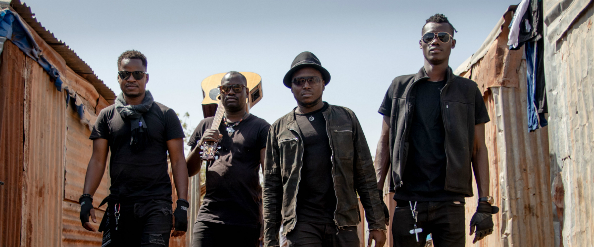 "Songhoy Blues Release New Track ""Barre"" A Call to Action for Social and Political change"