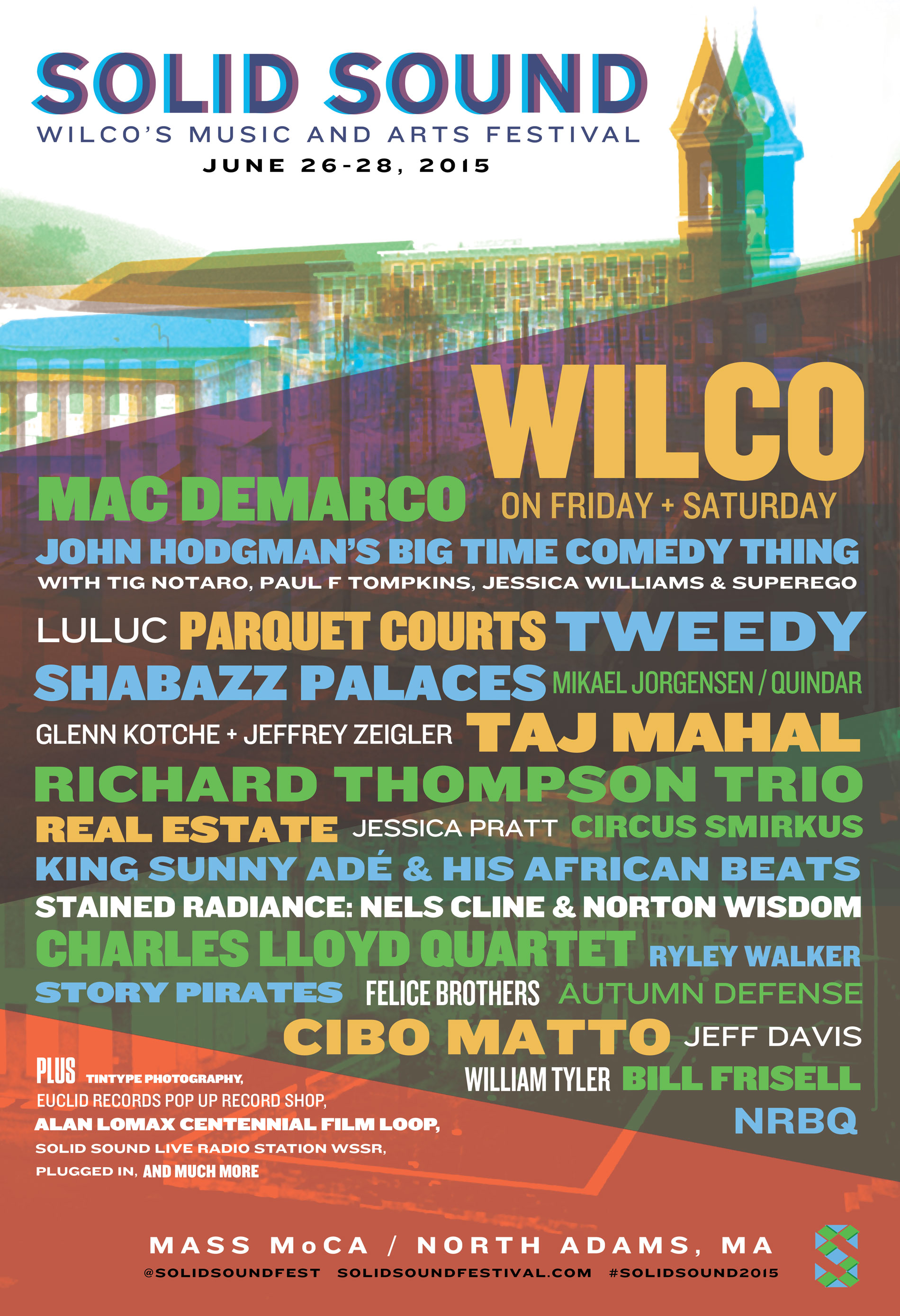 Wilco Unplugs for Solid Sound Friday | Grateful Web